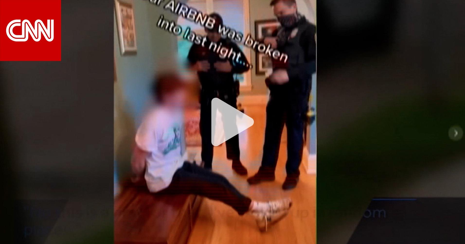 مراهق مخمور يدخل شقة ضباط شرطة بالخطأ.. ويستيقظ مكبل اليدين
