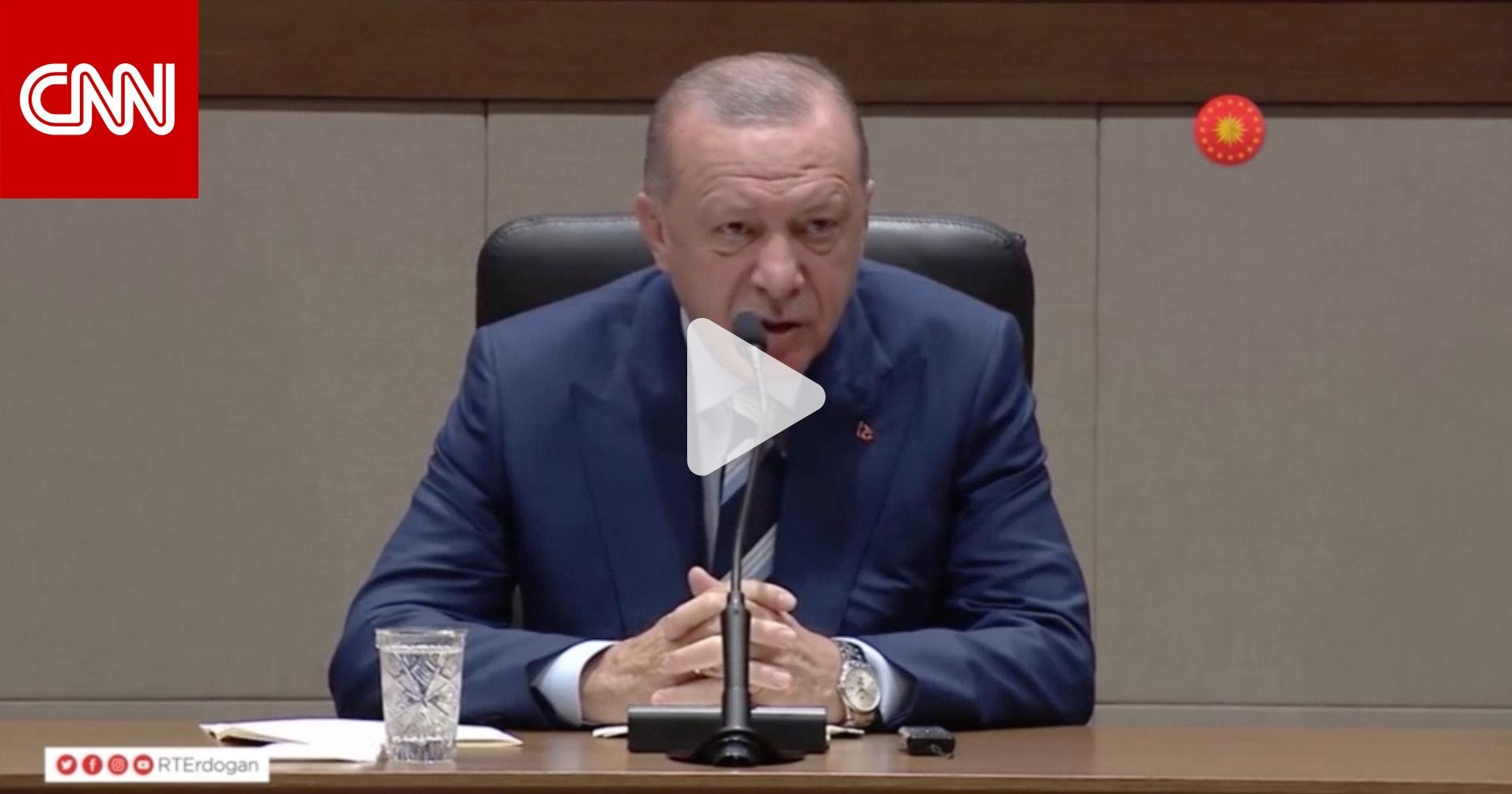 """أردوغان: على طالبان أن توقف """"احتلال"""" أفغانستان"""