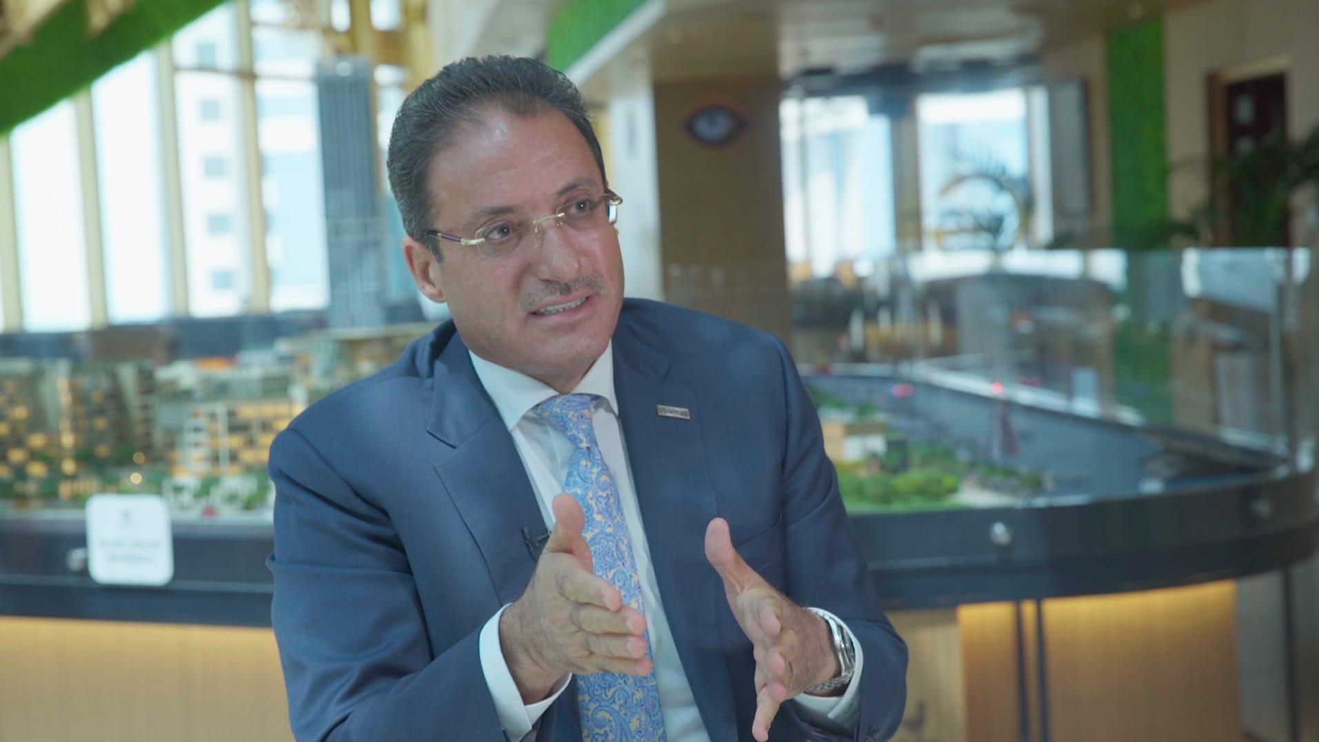 رئيس مجلس إدارة مجموعة ماج موفق القداح