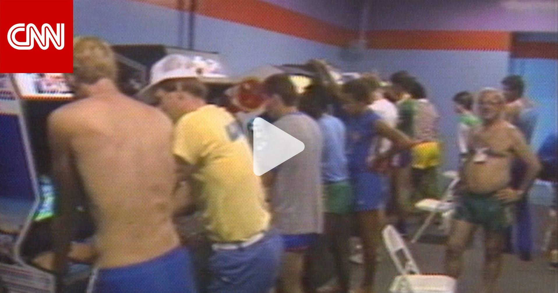 شاهد.. كيف كانت التكنولوجيا والأمن في أولمبياد لوس أنجلوس 1984
