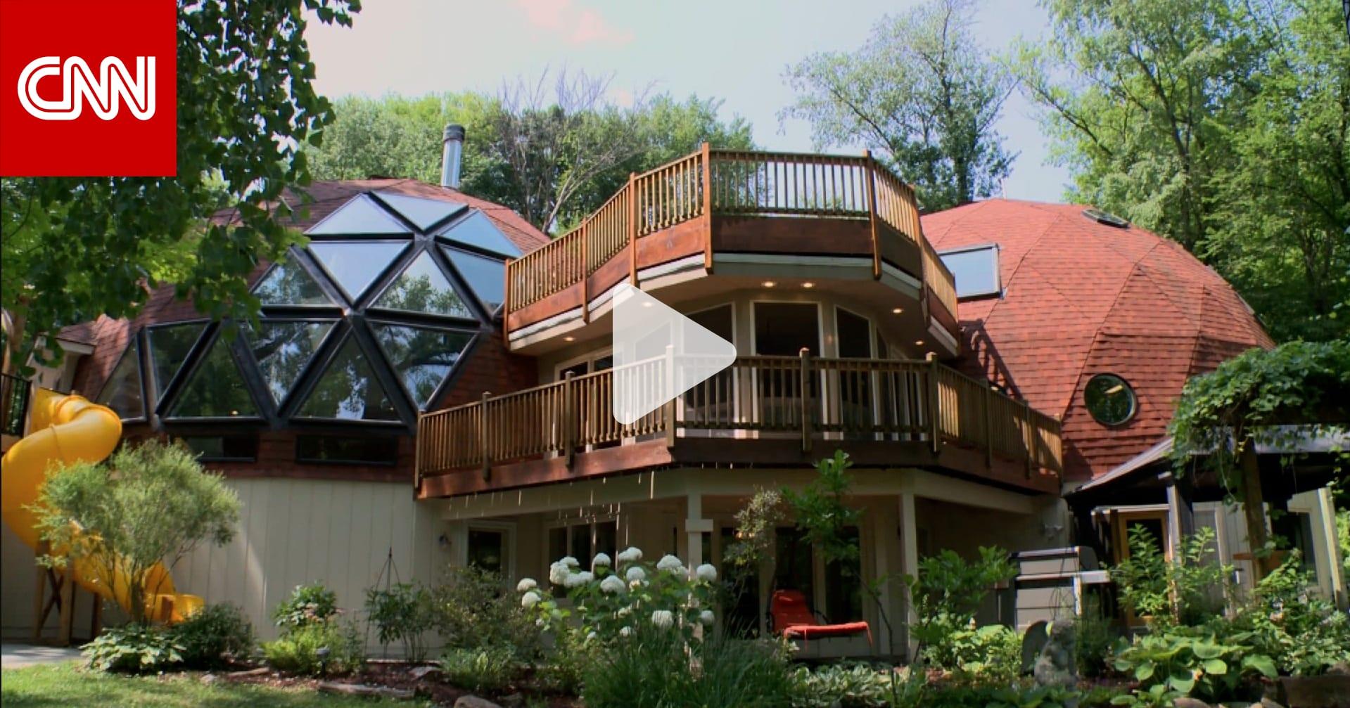 منزل ذو قبتين مطروح للبيع بـ3 ملايين دولار.. لماذا يُباع بهذا السعر؟
