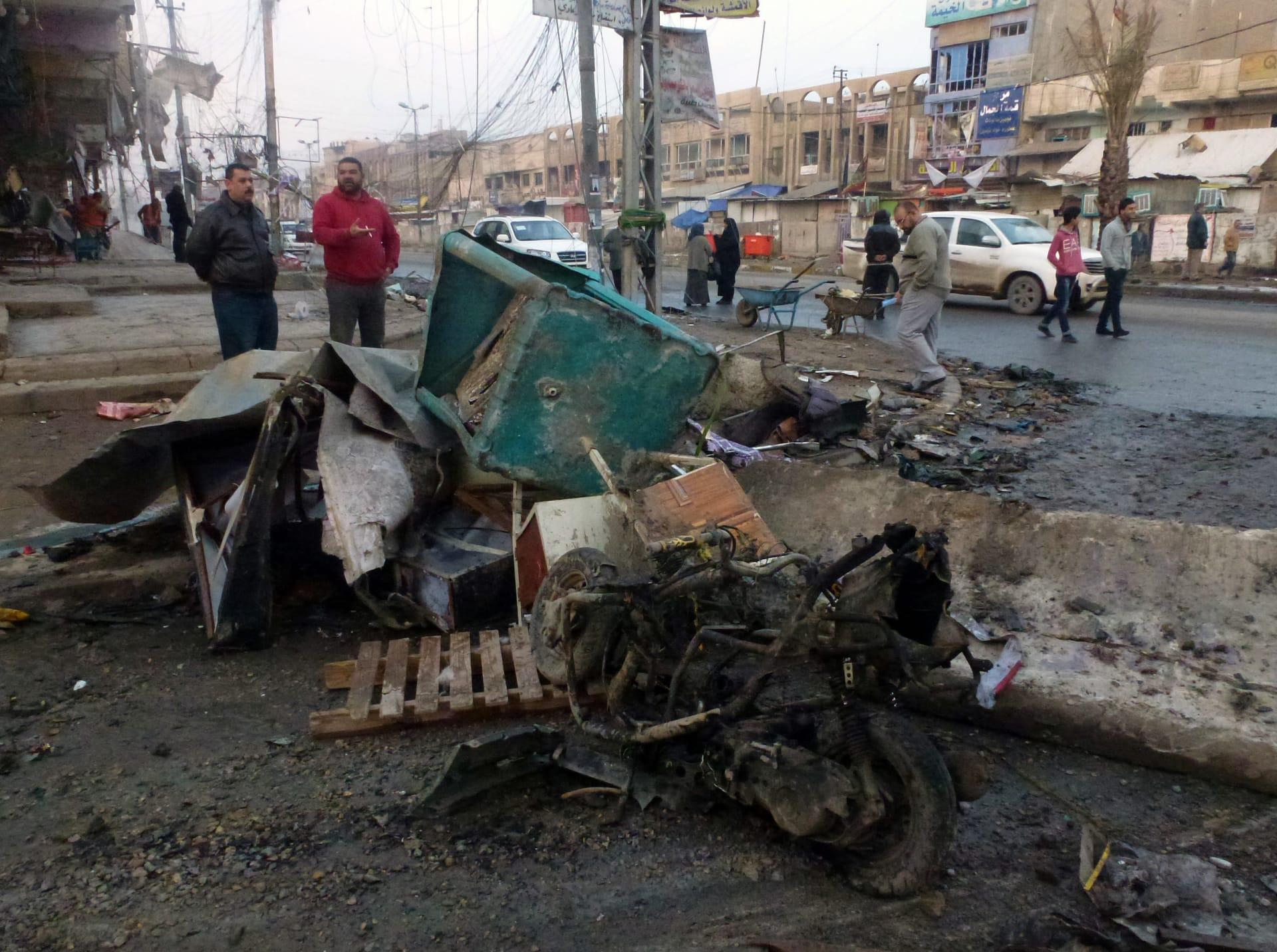 مقتل 26 شخصا في سلسلة هجمات بالعراق