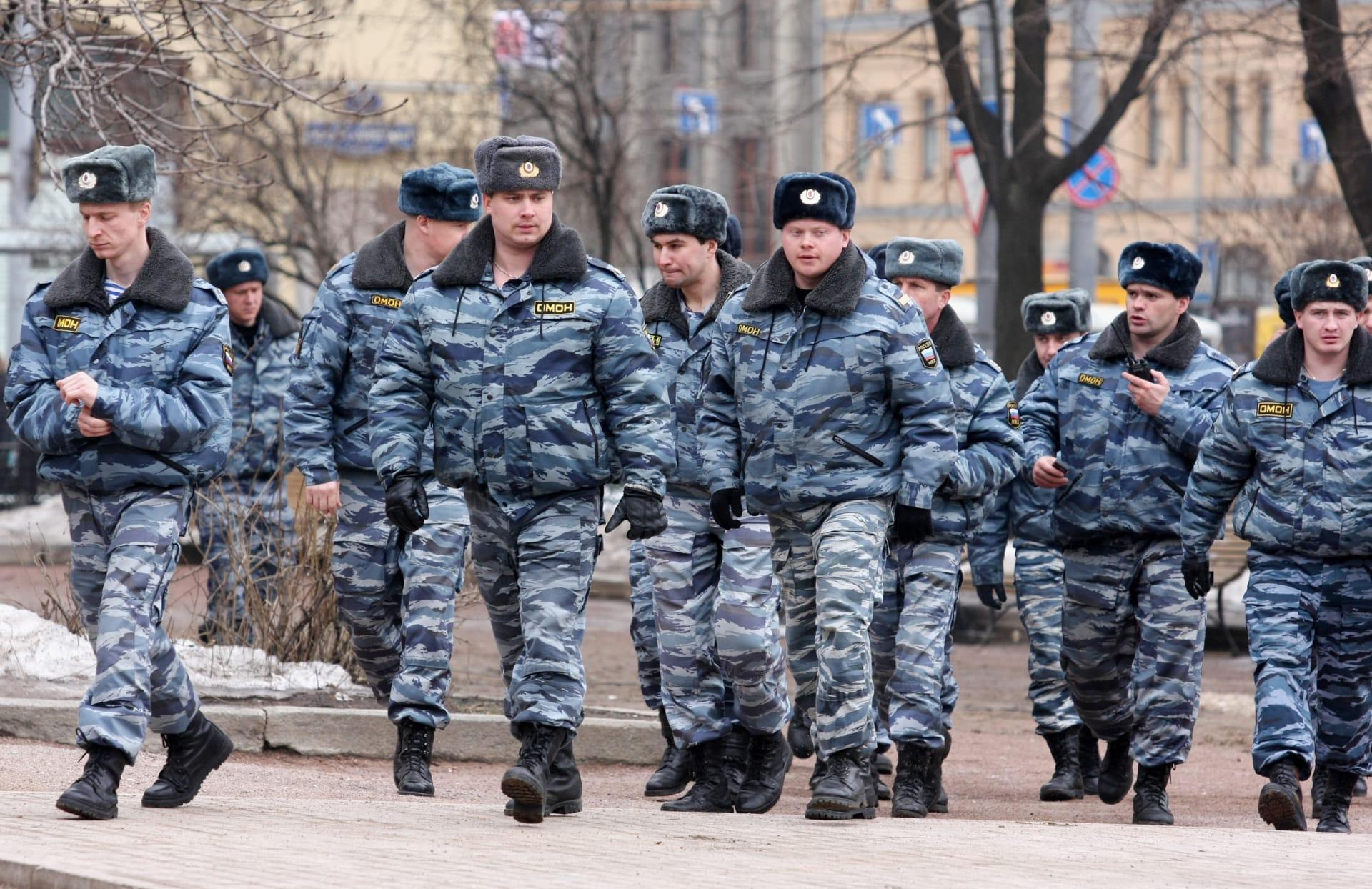 روسيا: مقتل 4 مسلحين و3 عناصر بالشرطة بإطلاق نار بداغستان