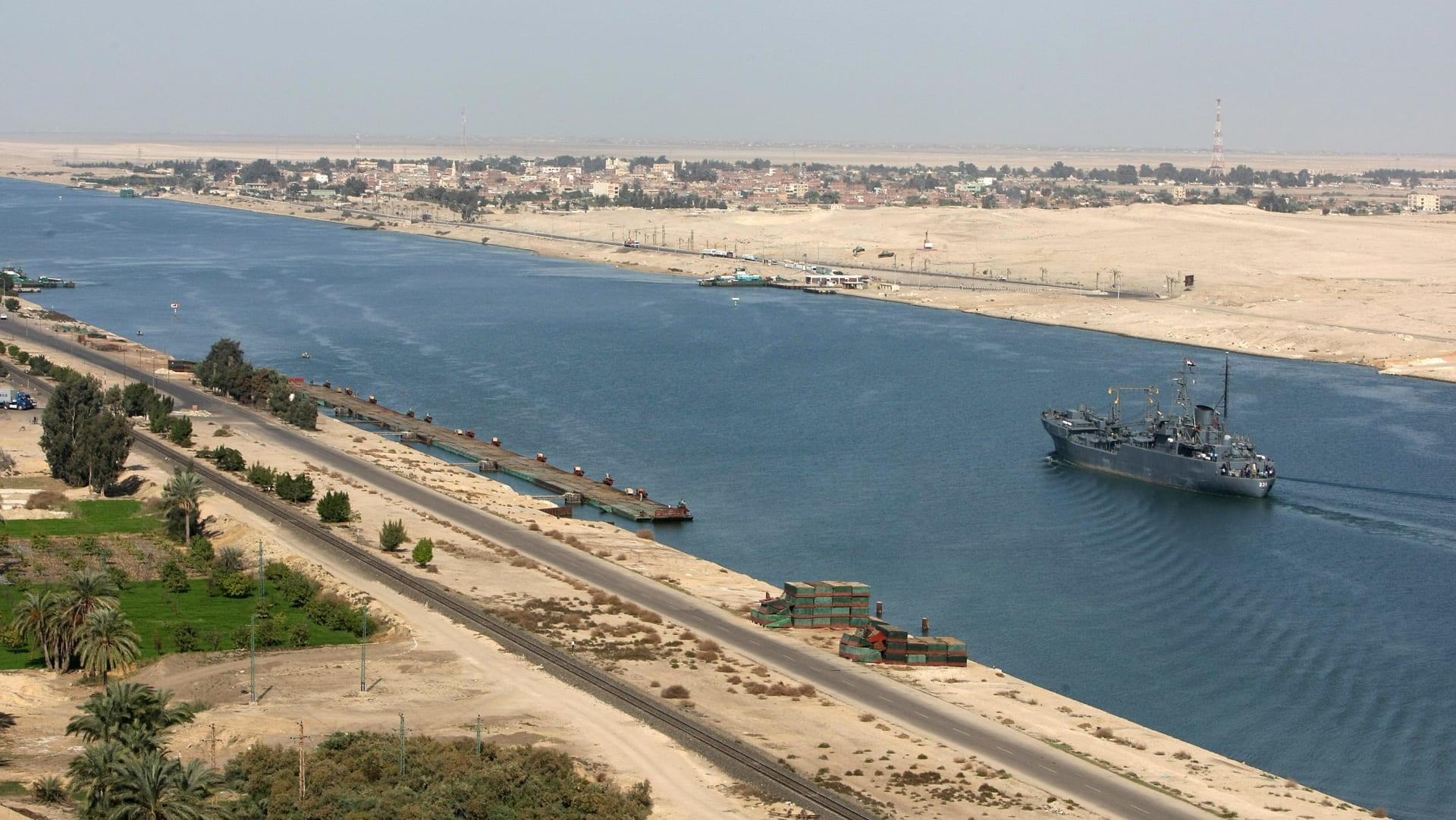 ائتلاف مصري: حرب اقتصادية مع قطر وضرورة منع سفنها بالسويس