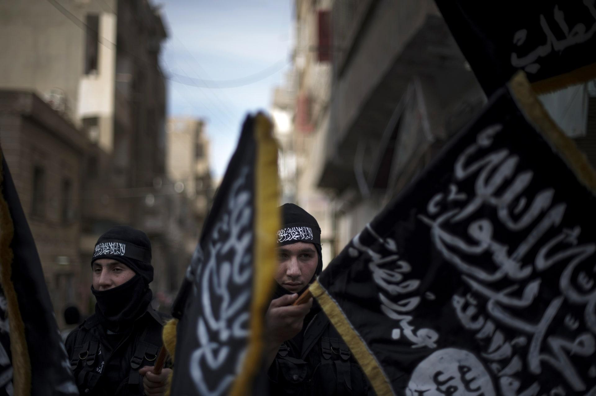 """زعيم """"داعش"""" أبوبكر البغدادي يطلب الهدنة  """"للتفرغ للأعداء"""""""