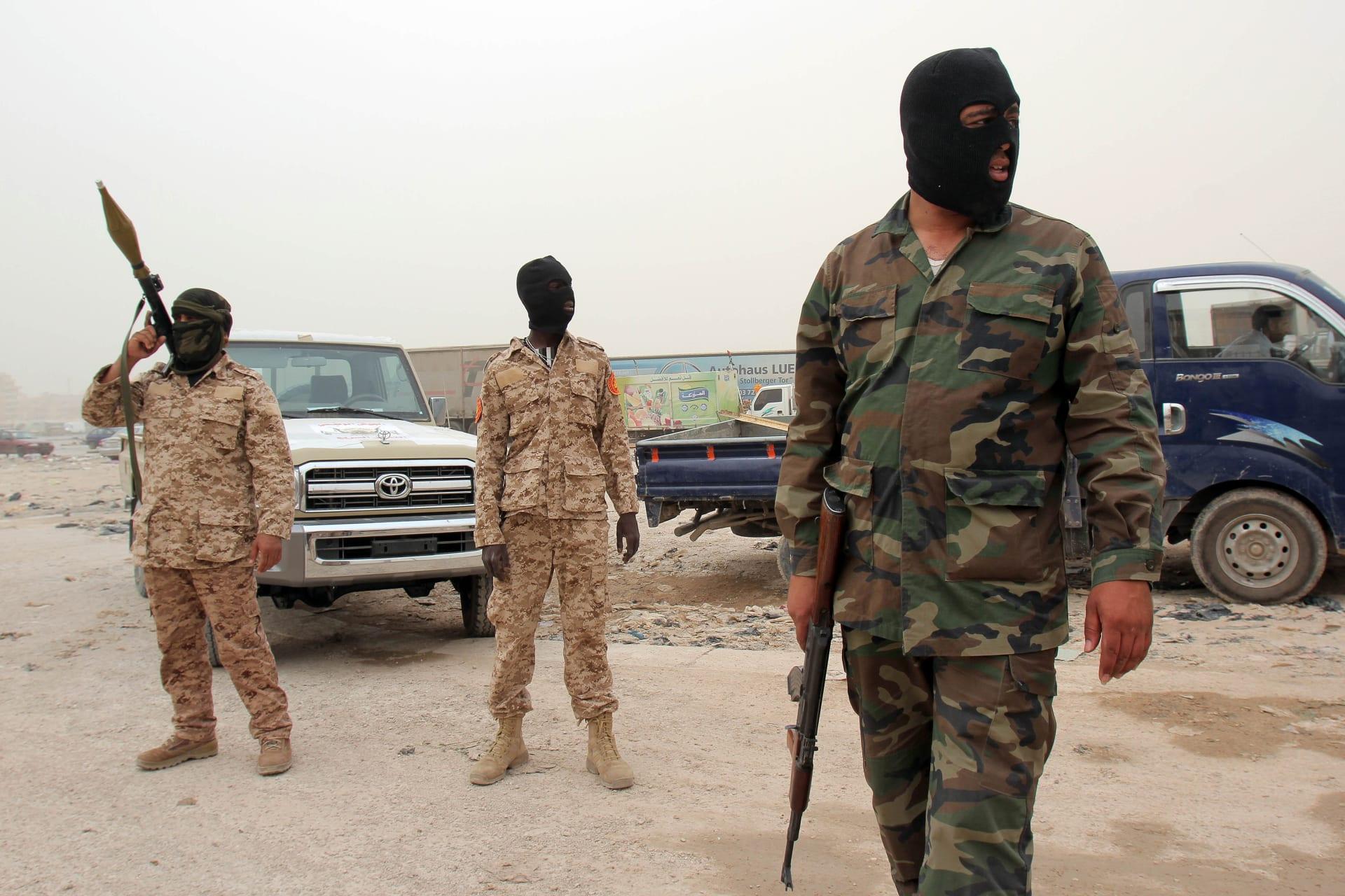 ليبيا: اغتيال عنصرين بالقوات الخاصة ببنغازي