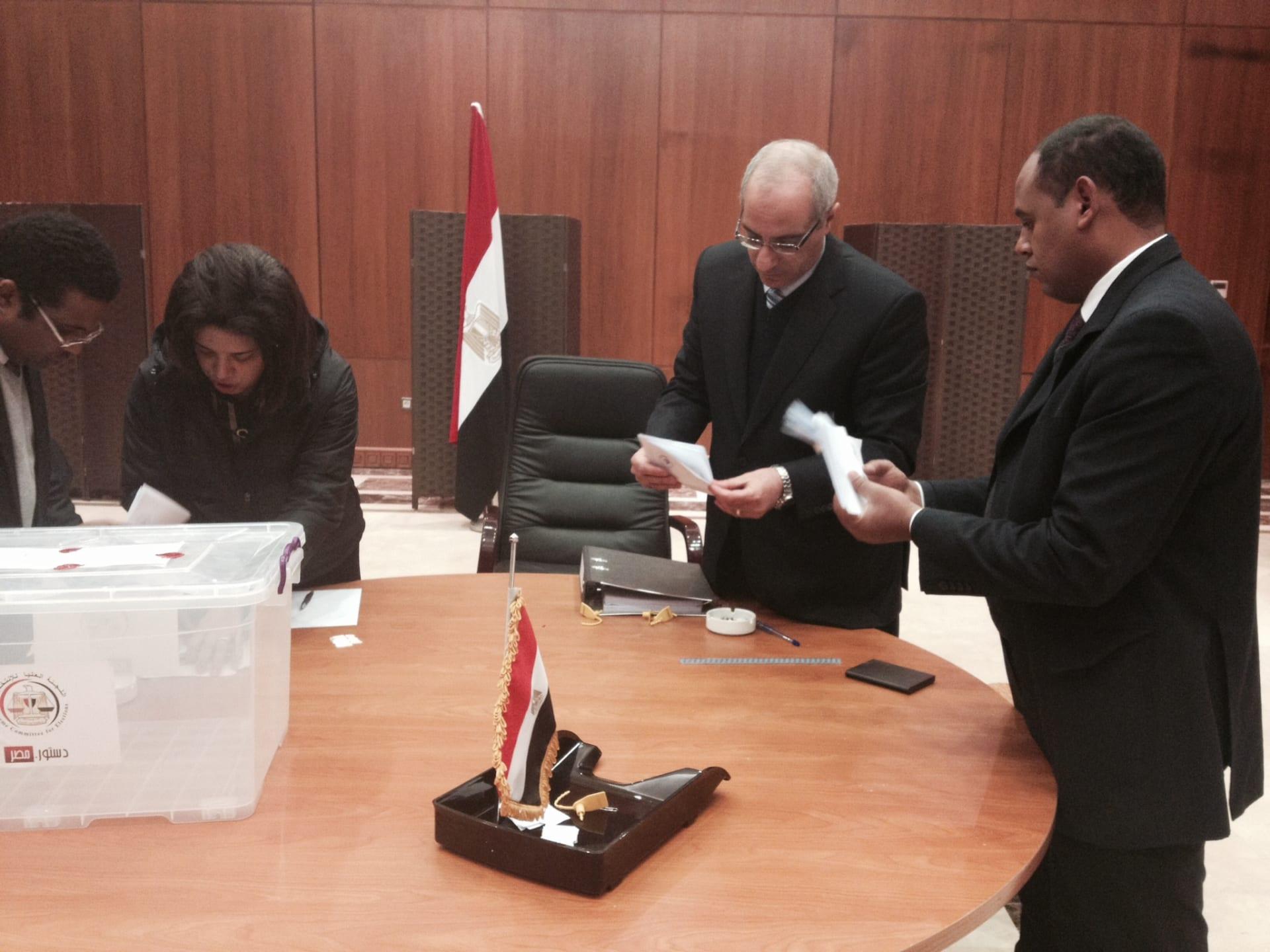 الأردن: 546 مصريا شاركوا باستفتاء الدستور من أصل 4291