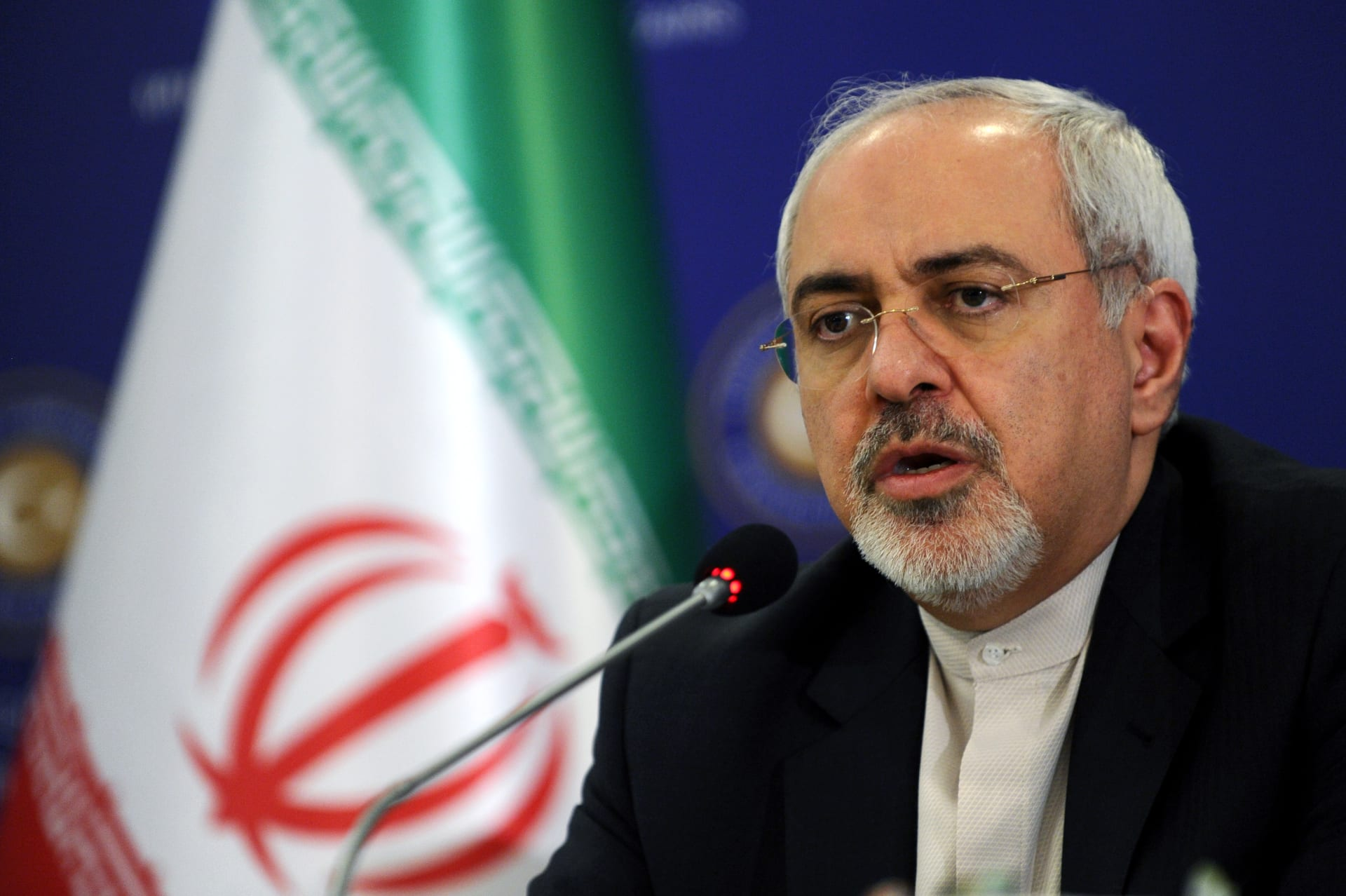 ظريف: اللقاء مع السعودية سيعزز الأمن بالمنطقة