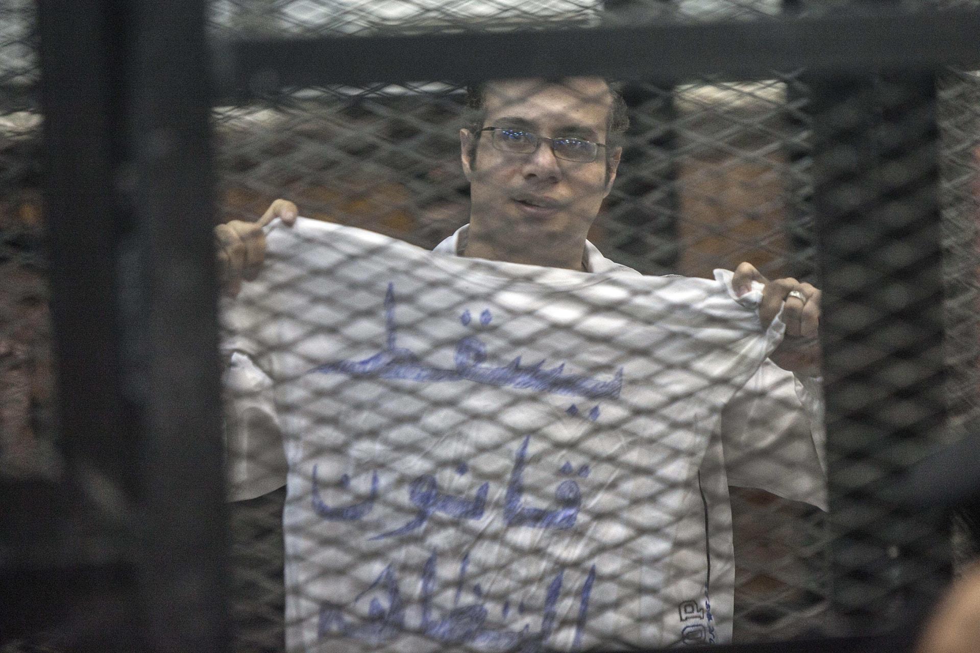 أحمد ماهر لـCNN بآخر لقاء قبل سجنه: صراع الهوية بمصر مرتبط بالدولة العميقة