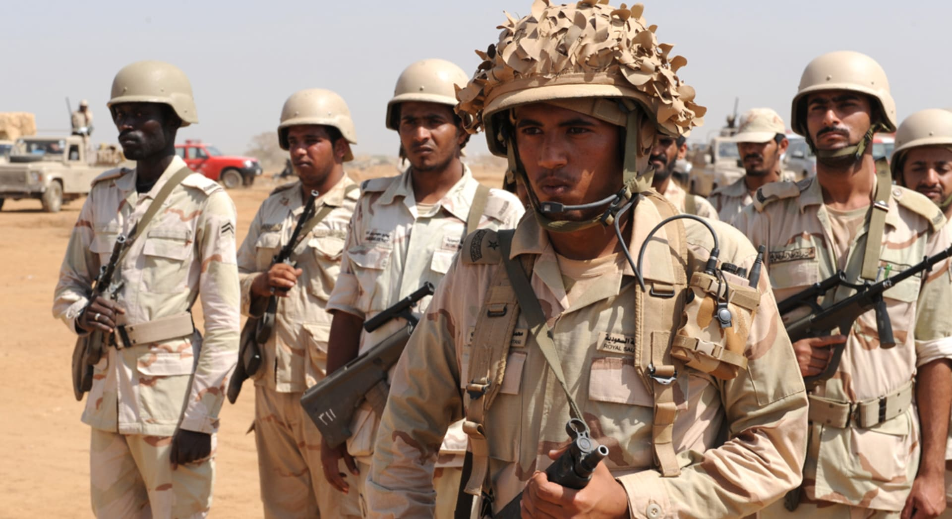السعودية: قتيل من حرس الحدود بنيران من الجانب اليمني بثاني حادث في أسبوع