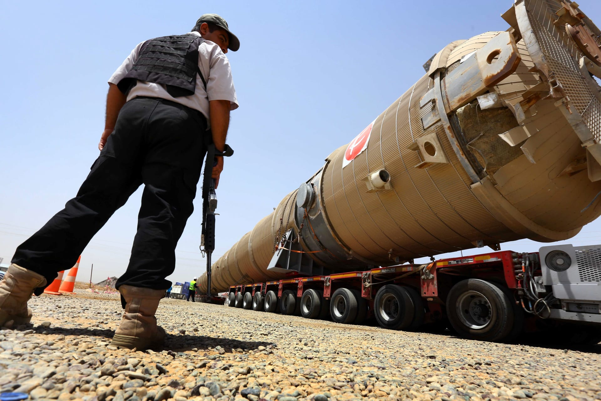 كردستان تعلن تعليق عمليات التنقيب عن النفط شمال العراق