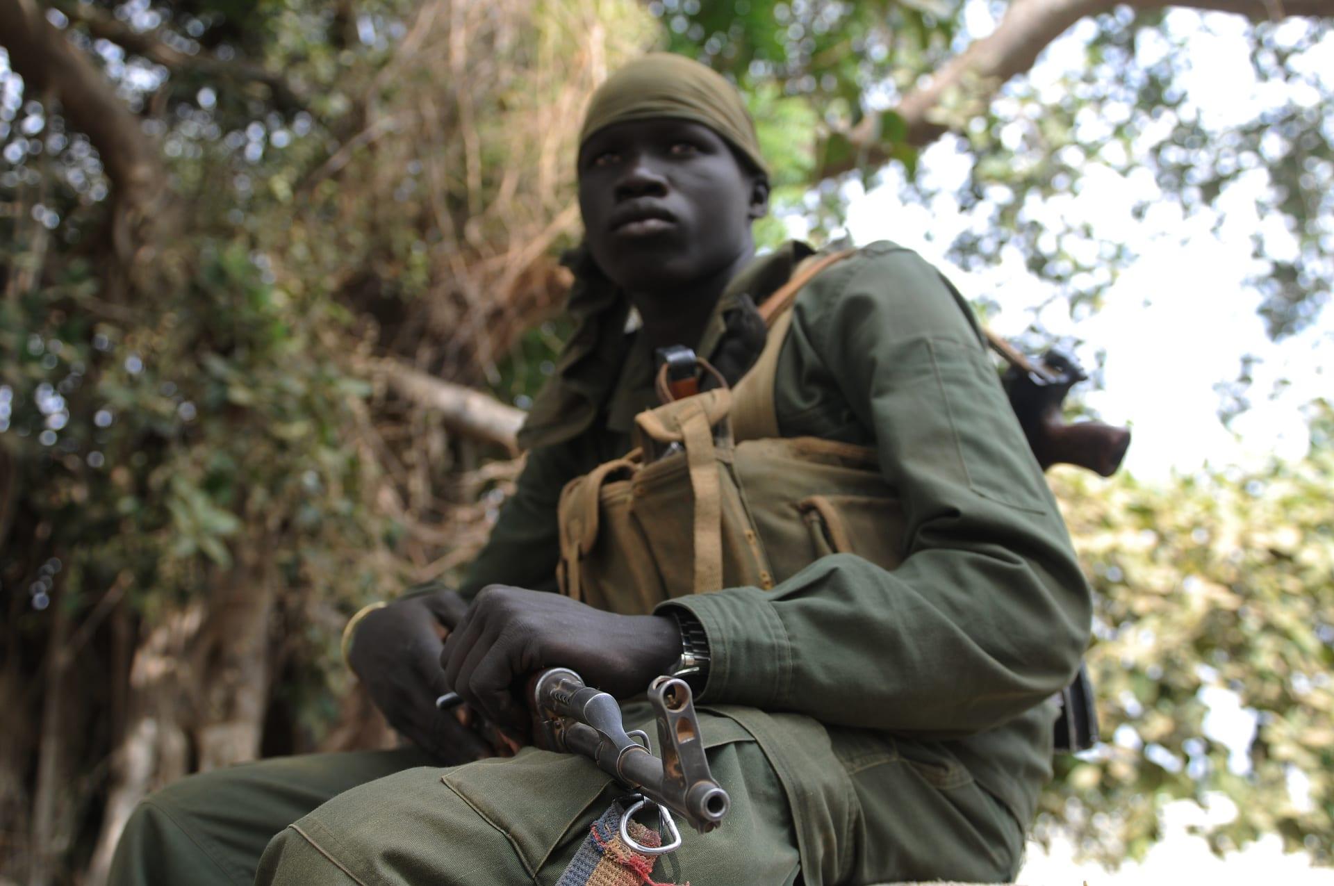 غرق نحو 300 من الفارين من القتال بجنوب السودان