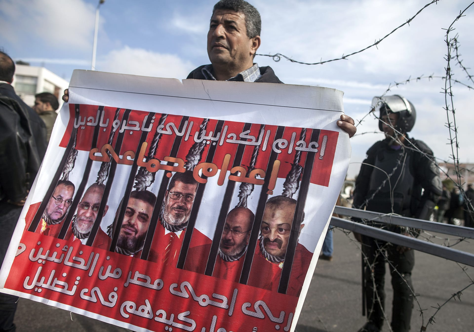 صحف: ابتسامة مرسي ووزنه الزائد يثيران الجدل
