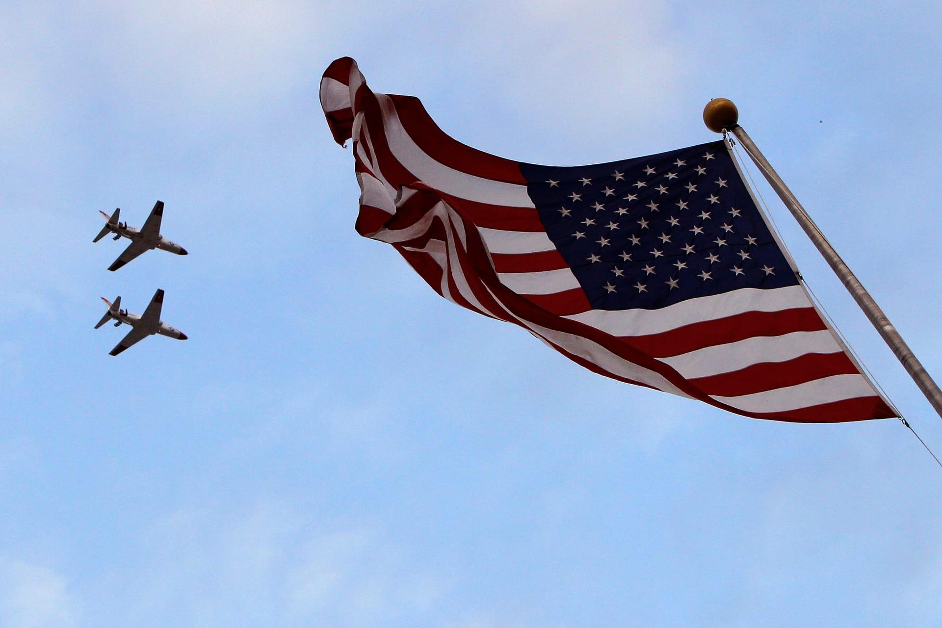 سلاح الجو الأمريكي يحقق مع 10 ضباط حول حيازة مخدرات