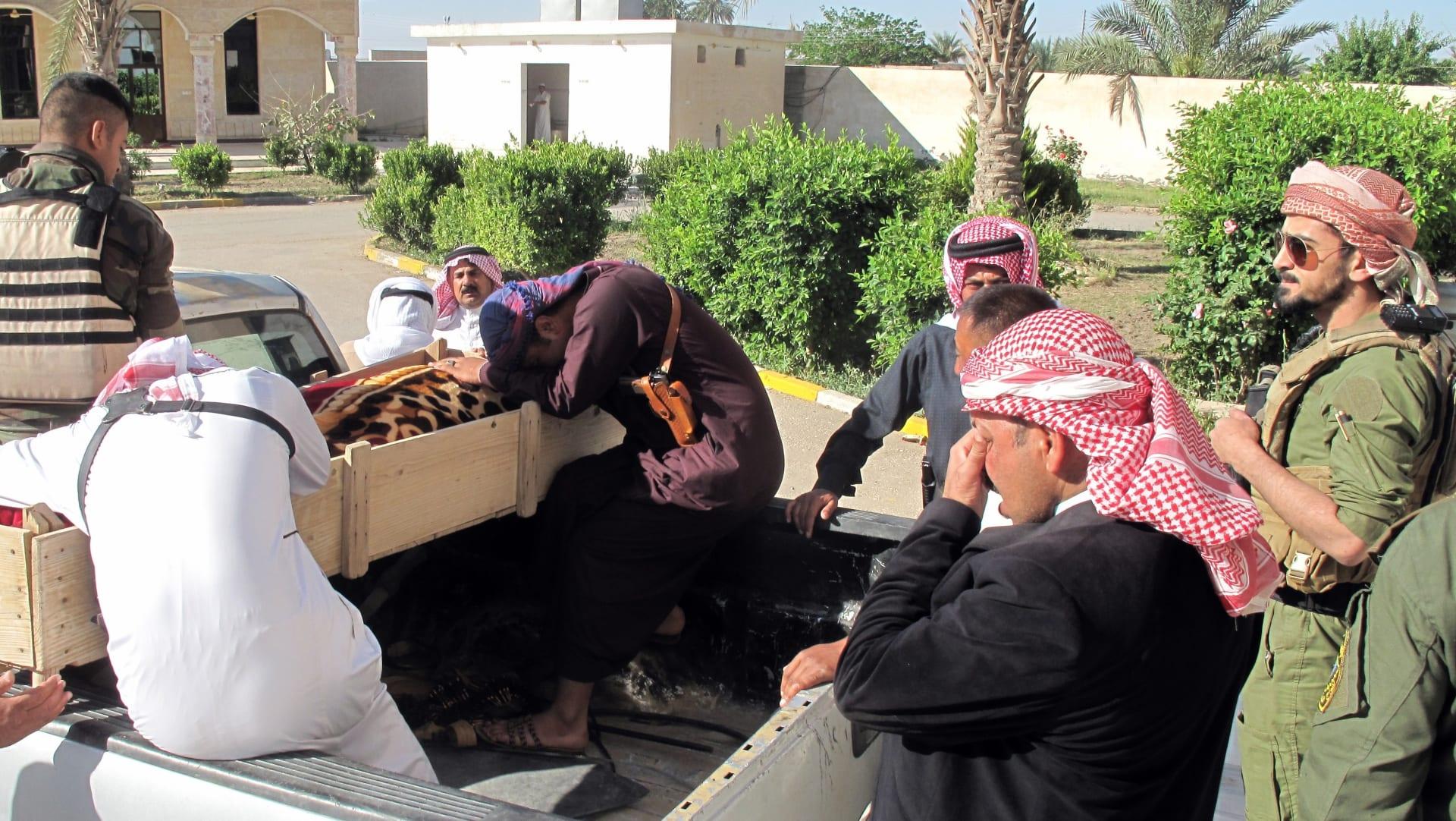 هيئة علماء المسلمين في العراق: من حق الثوار الوصول إلى بغداد