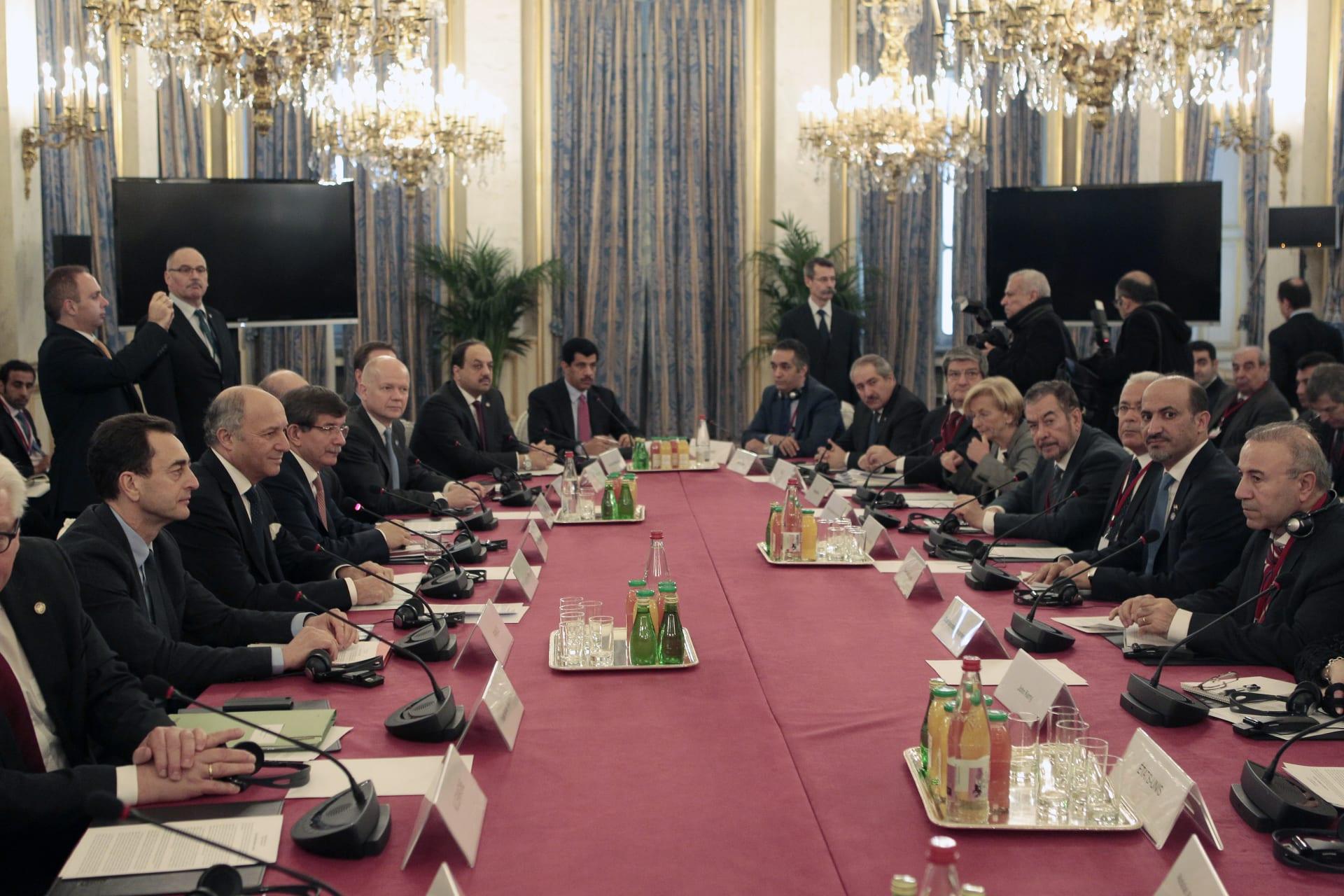 كيري: ليس هناك حل عسكري للأزمة السورية