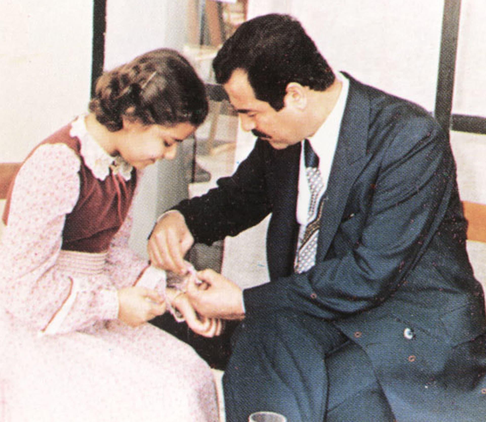 محامي رغد لـ CNN بالعربية: لا صحة لأخبار نقل رفات صدام حسين من تكريت إلى الأردن