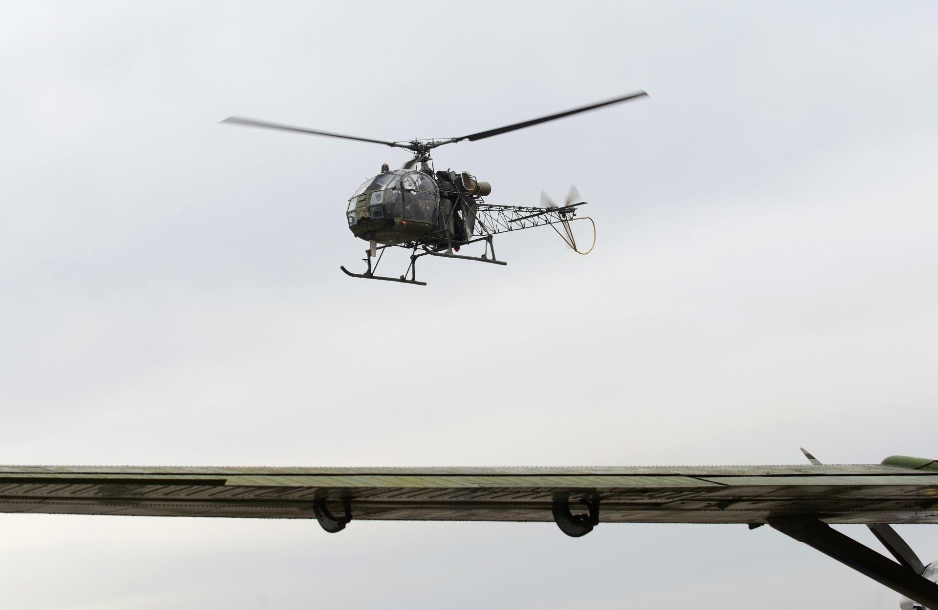 انتشال 8 جثث من المروحية الأمريكية التي تحطمت في نيبال وCNN تتحدث لوالد الطيار