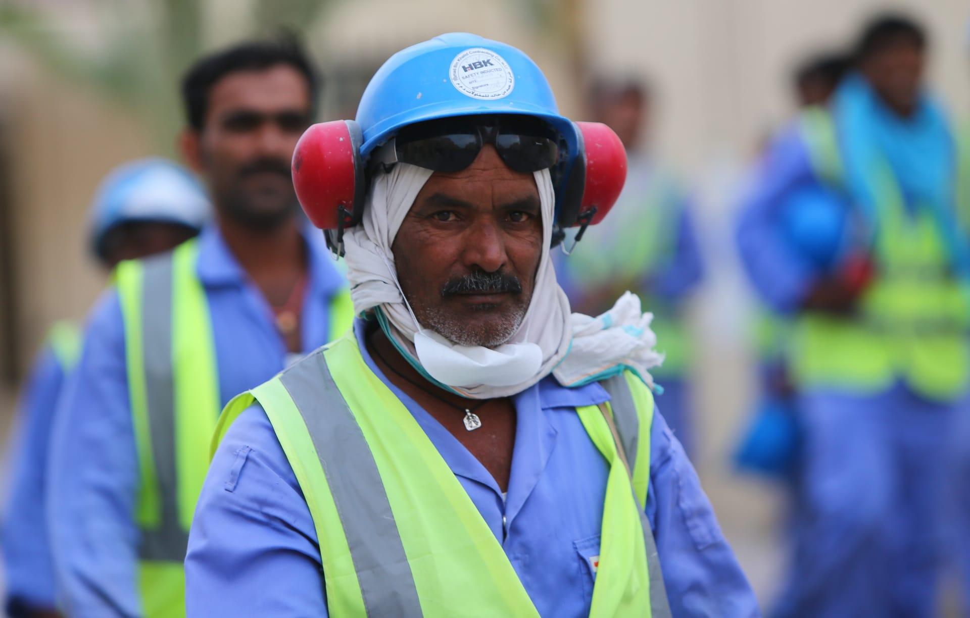 أمنستي: الفيفا فشلت في ضمان عدم قيام كاس العالم 2022 على أساس استغلال العمال في قطر