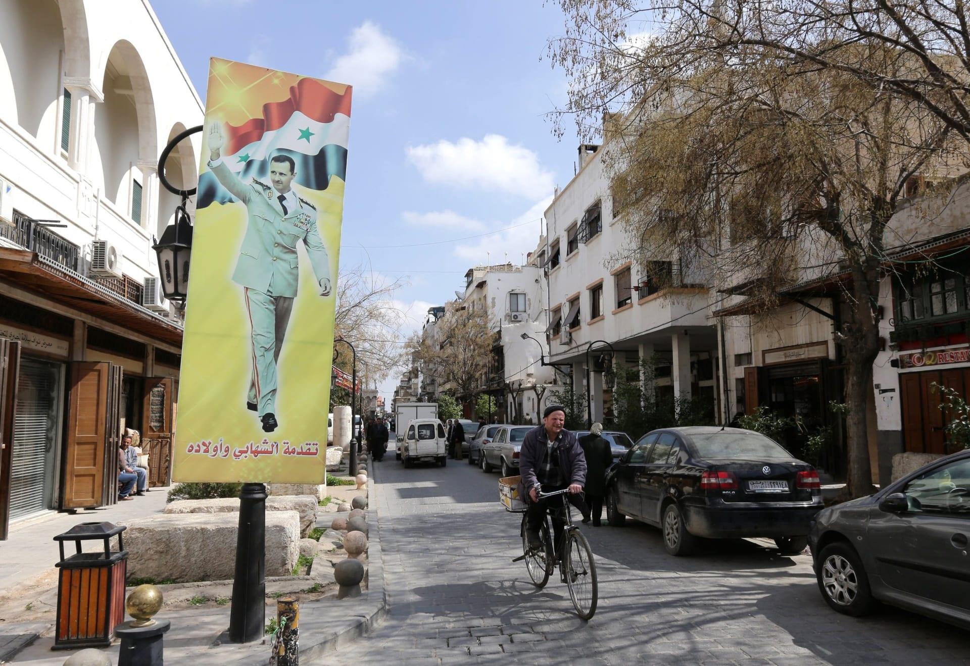 """الأسد يتهم فرنسا بدعم الإرهاب أمام وفد """"ديمقراطي مسيحي"""".. والوفد يدعو باريس لفك التحالف مع السعودية وقطر"""