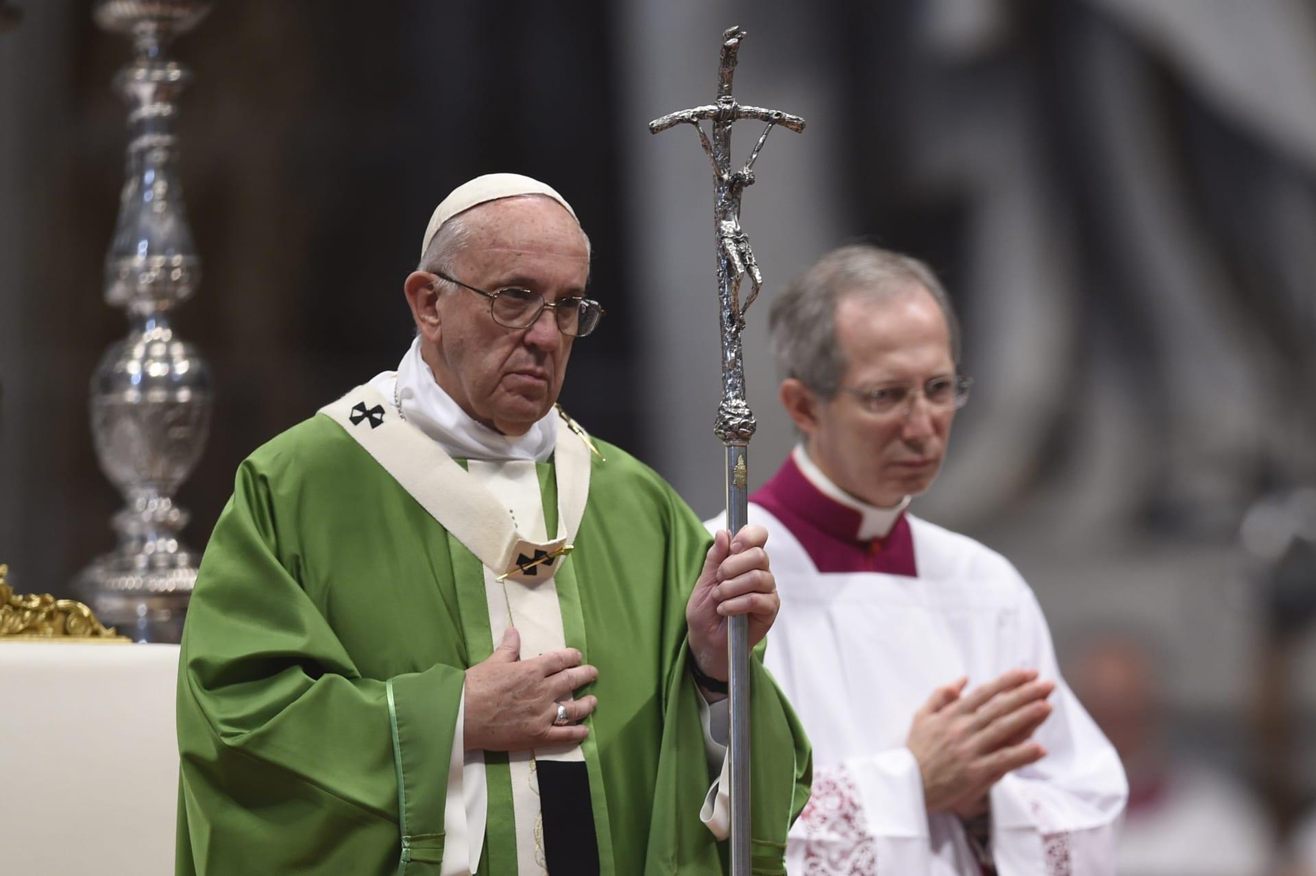"""الفاتيكان يحيي ذكرى إصدار وثيقة حولت اليهود من """"أعداء"""" إلى """"أصدقاء"""""""