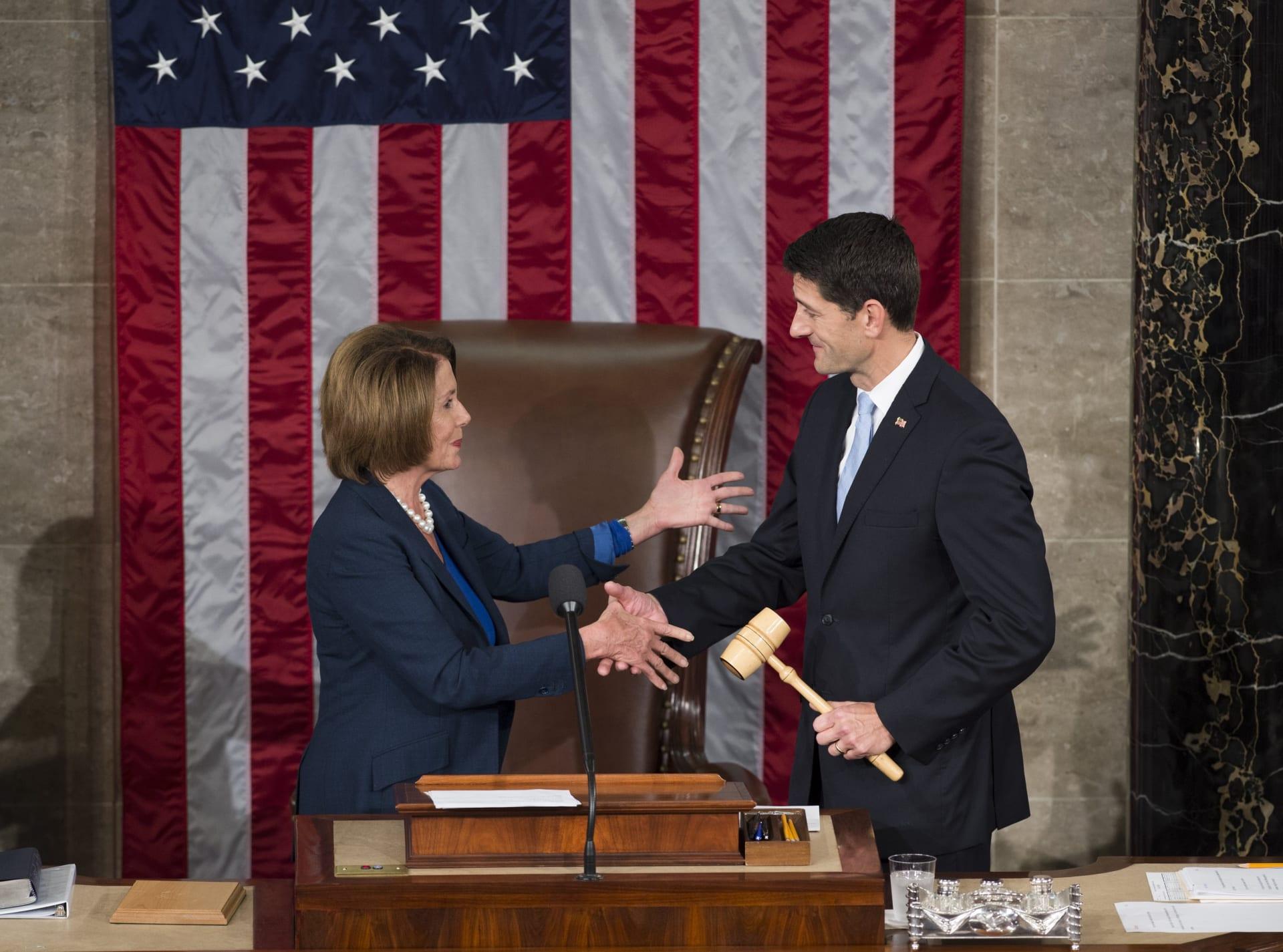 بول ريان يصبح أصغر رئيس لمجلس النواب الأمريكي منذ الحرب الأهلية.. ويتعهد بالعمل على توحيد الأعضاء