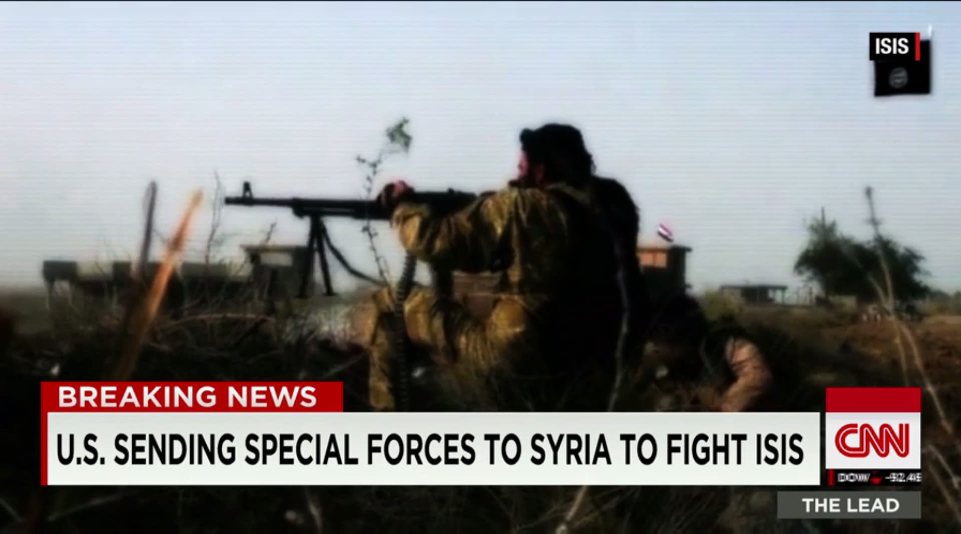 """غارات للتحالف على مواقع """"داعش"""" بالعراق وسوريا وبدء معركة """"تحرير الحسكة"""""""