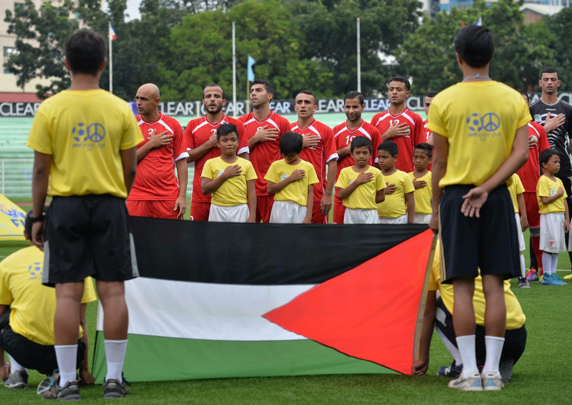الاتحاد الفلسطيني لكرة القدم لـCNN: لم نبلغ رسميا بانسحاب السعودية من مواجهة منتخبنا
