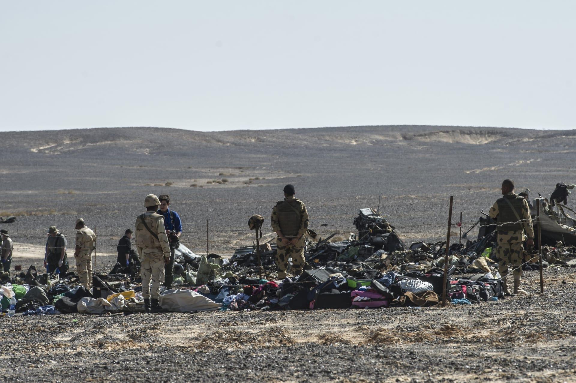 """محلل الشؤون العالمية لـCNN: اعتدنا أكاذيب """"داعش"""" وفرضية إسقاط الطائرة الروسية بعمل تخريبي واردة"""
