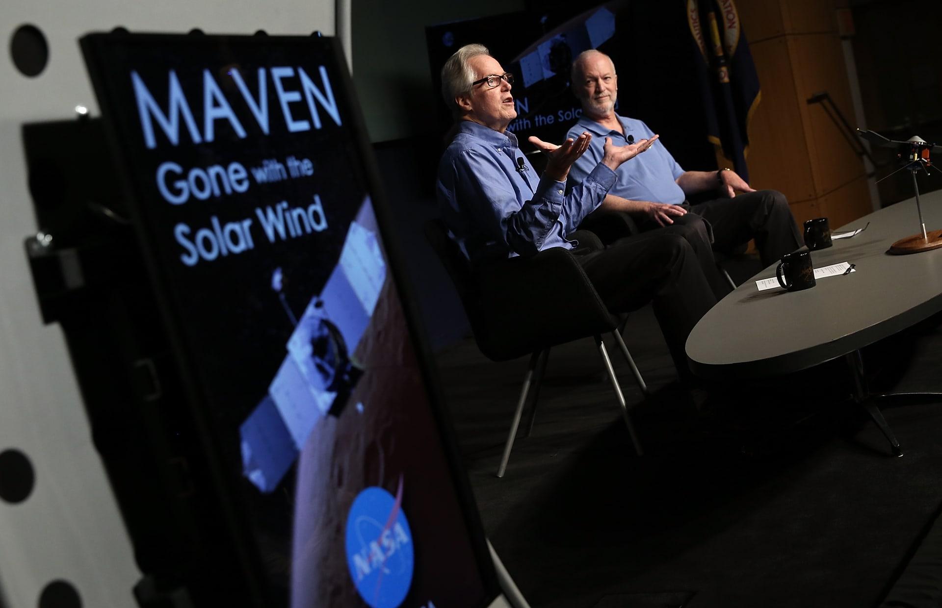 ناسا: الرياح الشمسية حولت المريخ إلى كوكب بارد وجاف.. هل سيكون ذلك مصير الأرض؟