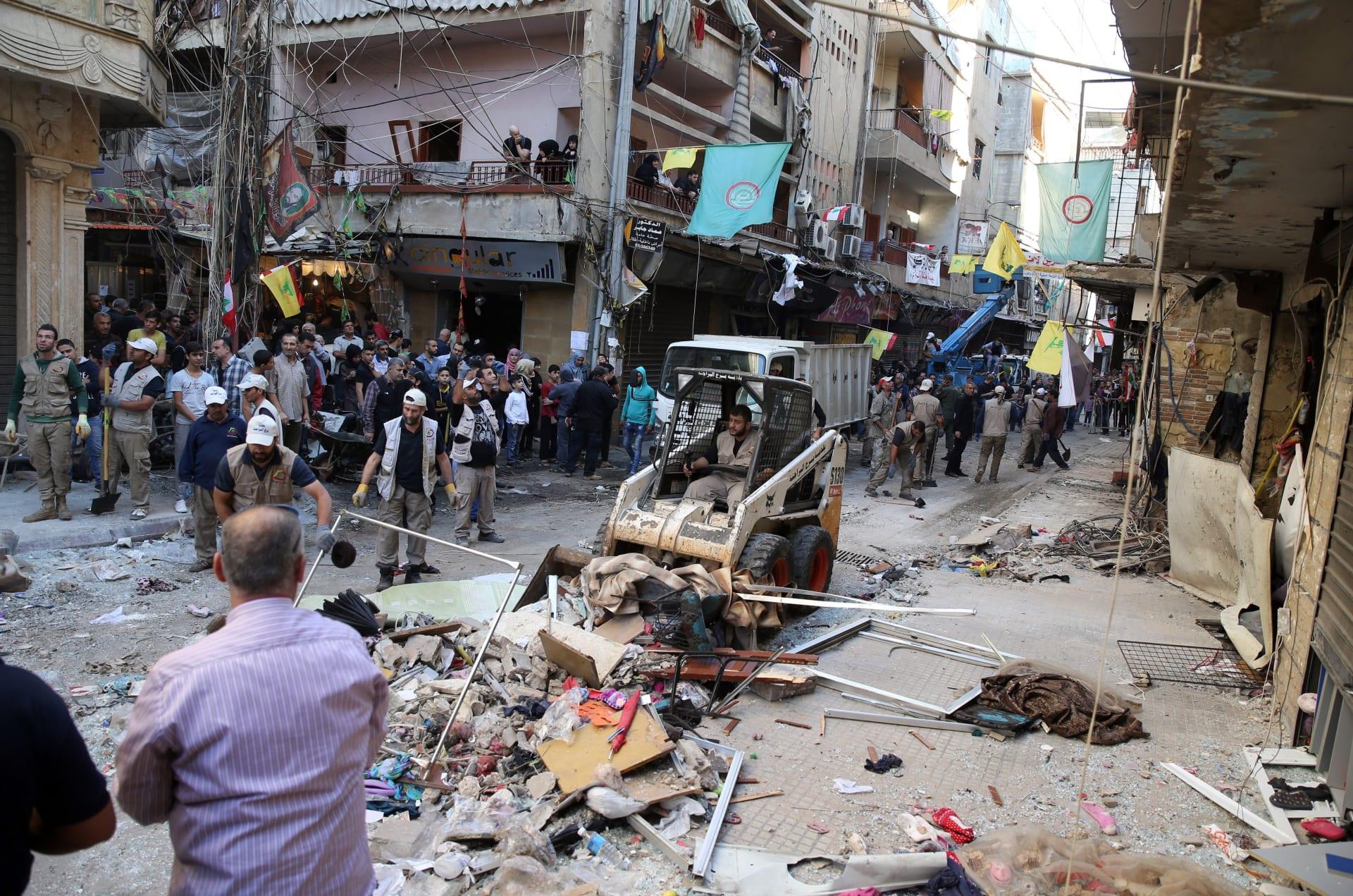 التفجيرات الانتحارية في بيروت: لماذا لبنان وما هي الخطوة التالية؟