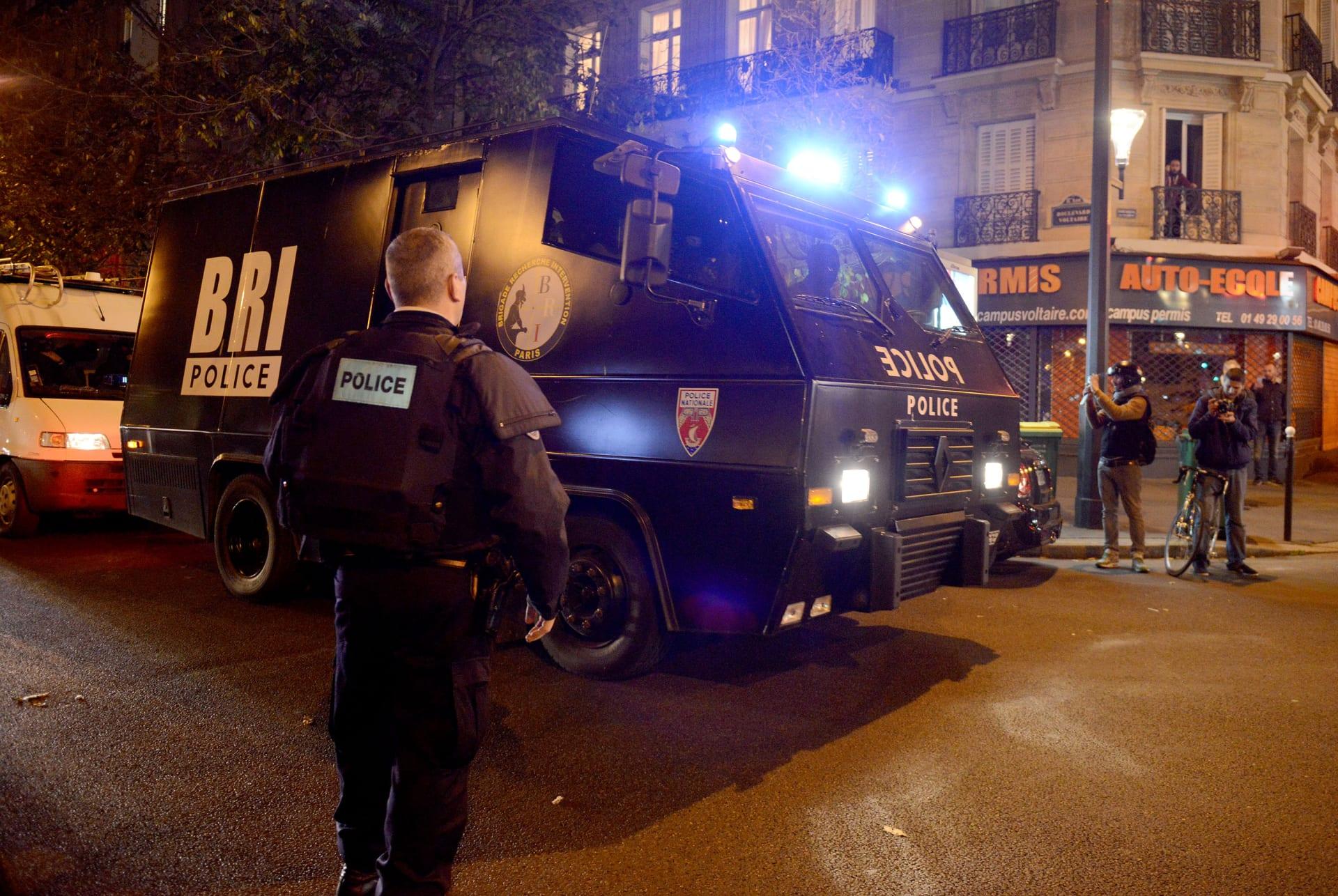 مصدر استخباراتي لـCNN: أحد تفجيرات استاد فرنسا يبدو انتحاريا