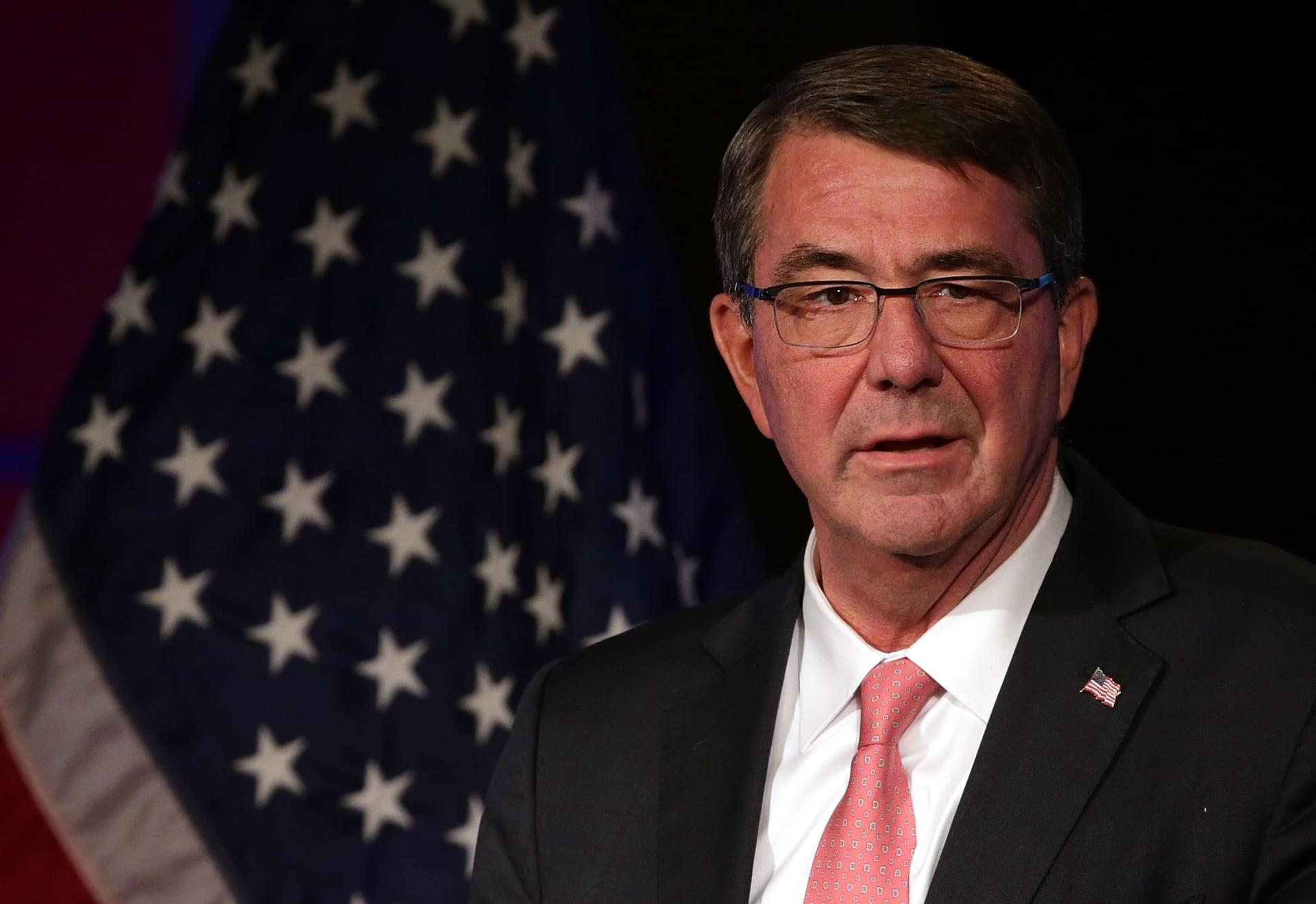 وزير الدفاع الأمريكي: سنهزم داعش.. ونأمل في المزيد من الدول الأوروبية