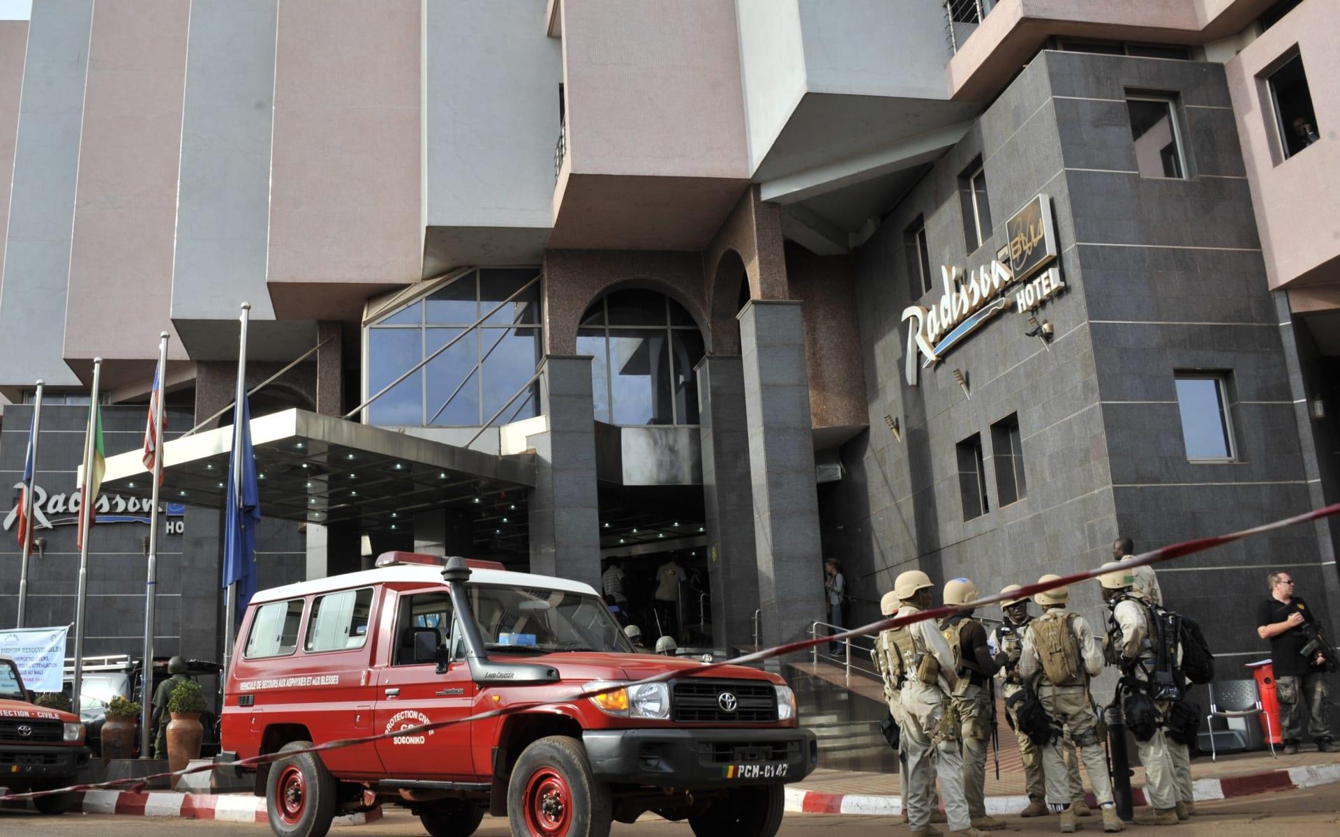 لماذا يهاجم الإرهابيون الفنادق؟