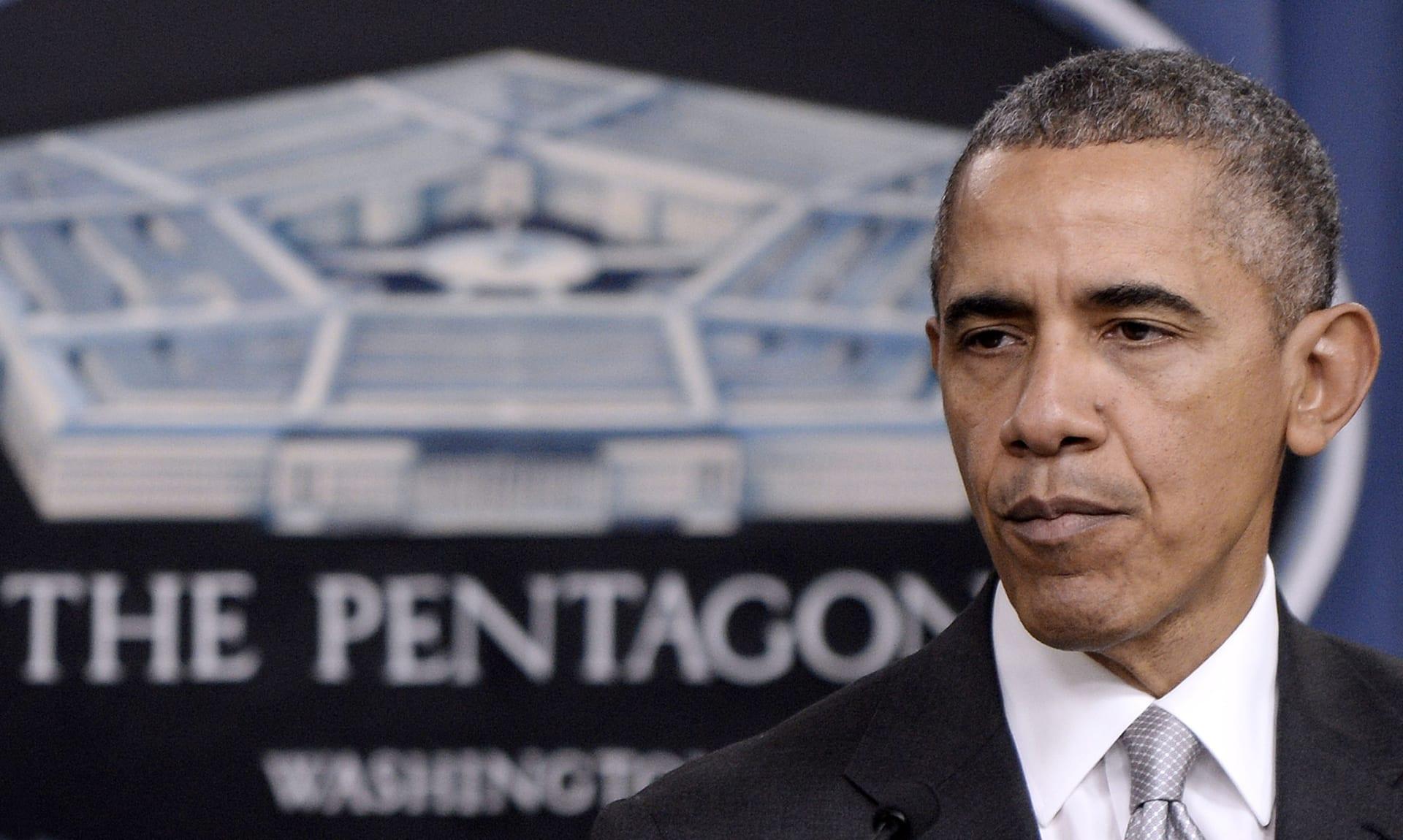أوباما: ضربات التحالف أقوى من أي وقت مضى.. ورسالتنا لقادة داعش: أنت التالي