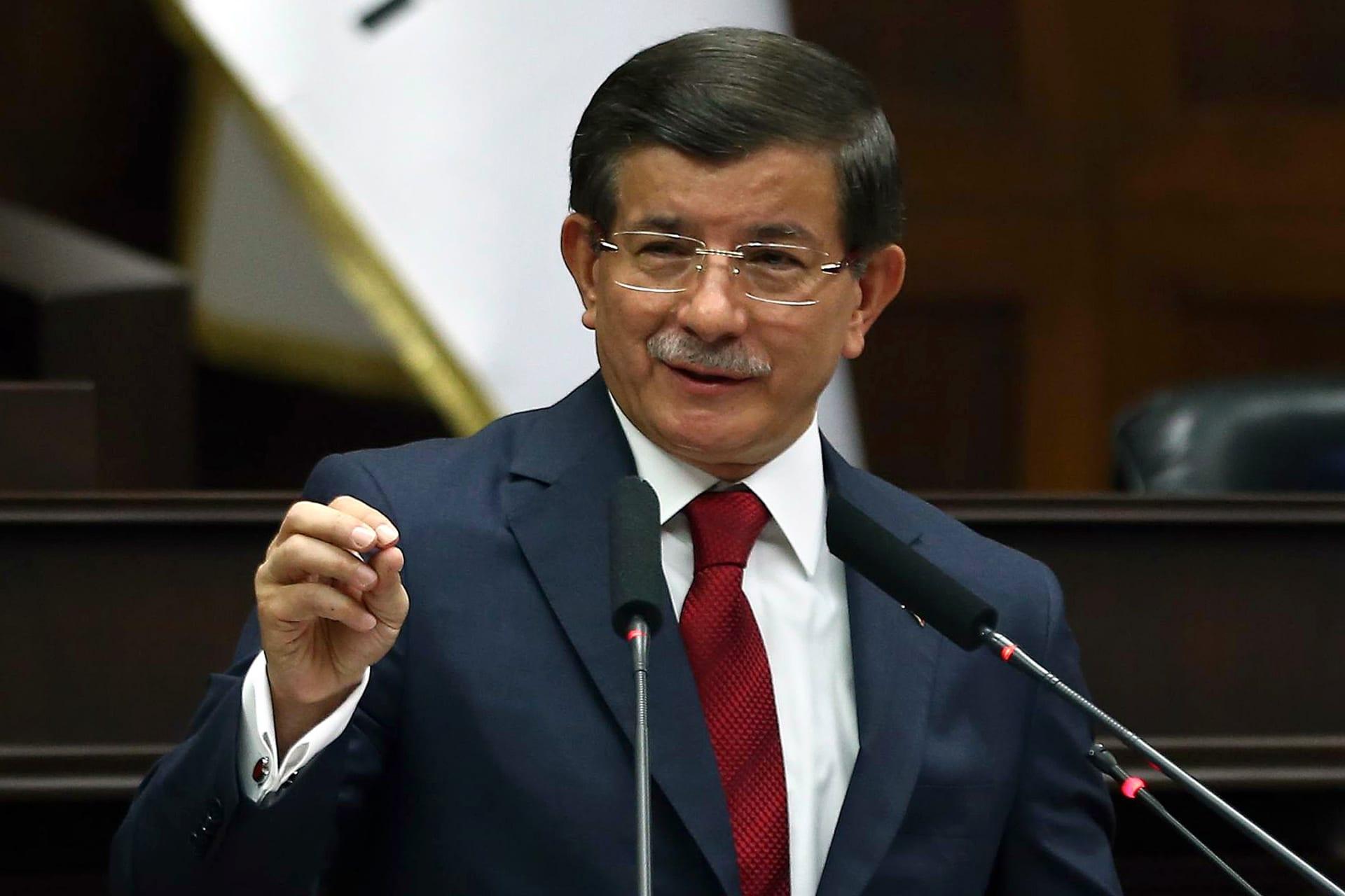 أوغلو: تركيا لم تنس فلسطين في أحلامها وفي المفاوضات وسنقف في وجه من يستهدف الشعب السوري الأعزل