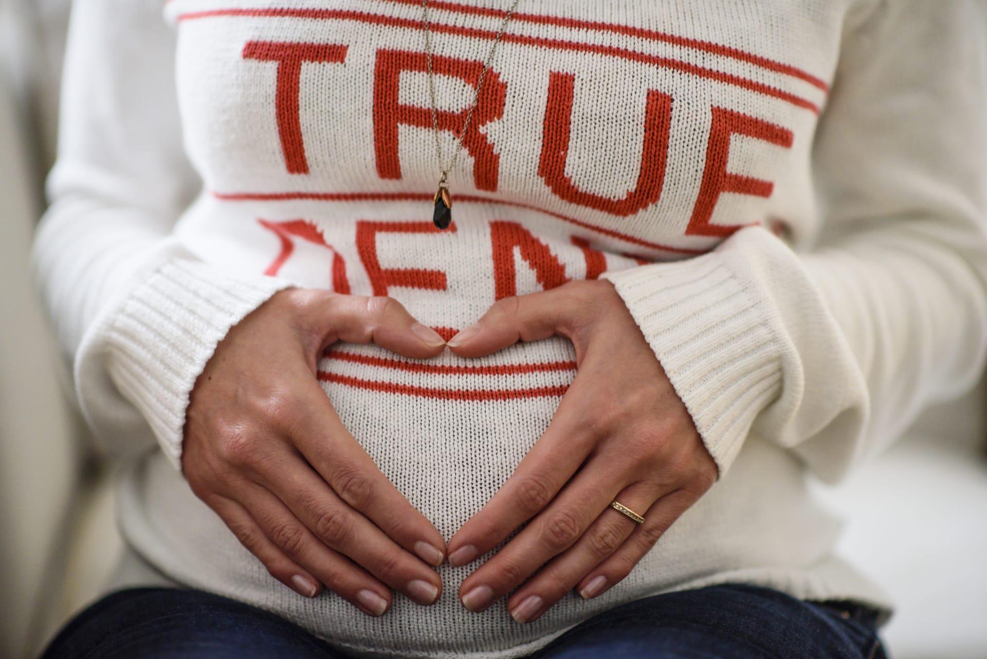 للمرأة الحامل... انتبهي من هذه المضاعفات المرتبطة بالولادة القيصرية
