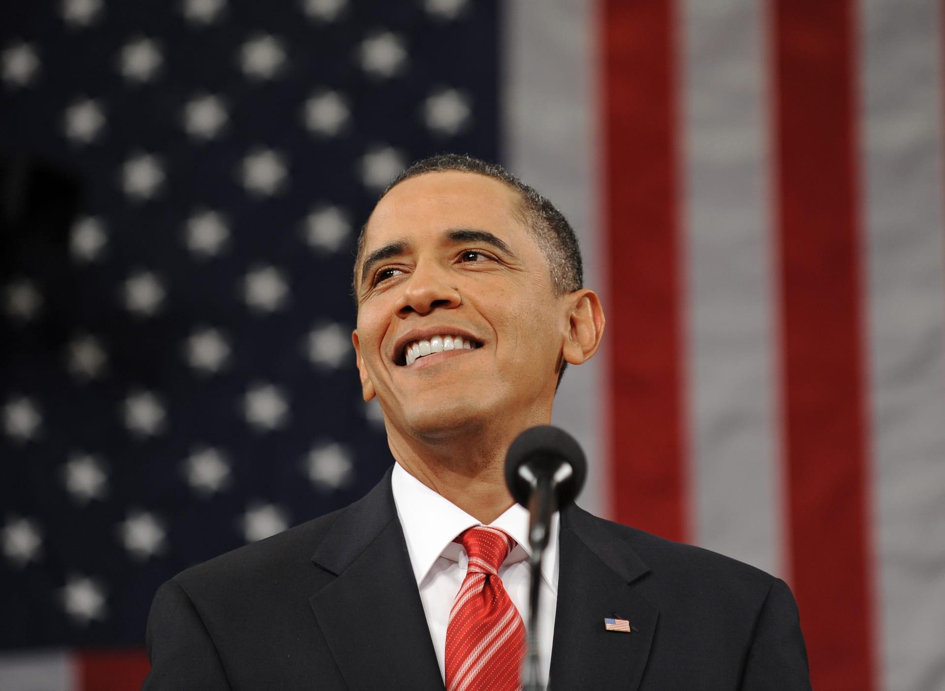"""لاجئ سوري ضيف أوباما وزوجته خلال خطاب """"حالة الاتحاد"""""""