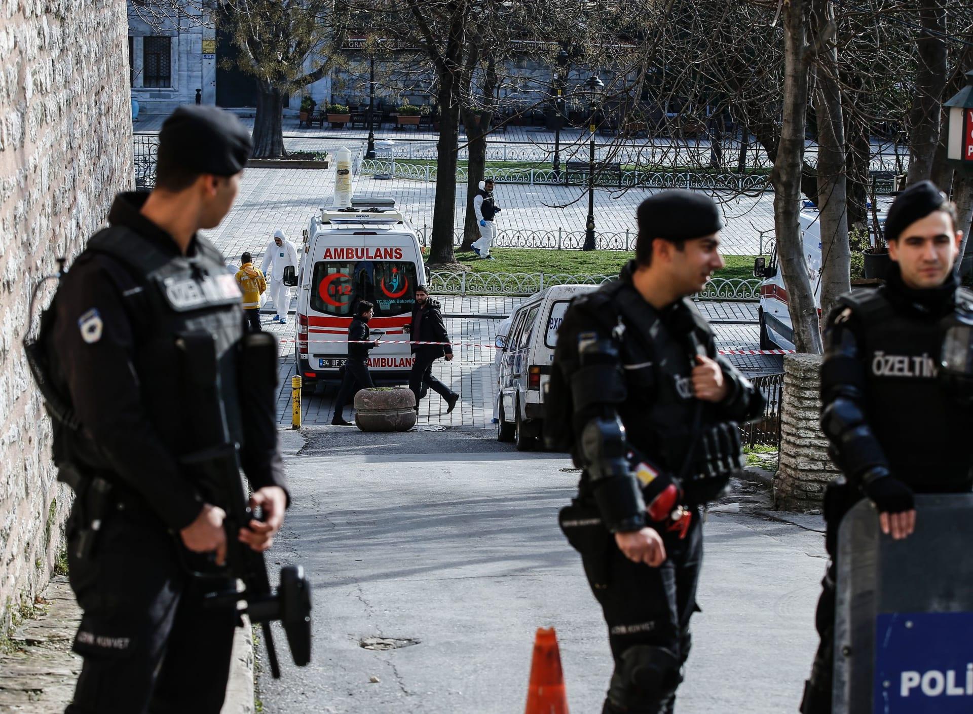 روسيا: احتجزت السلطات التركية 3 روسيين للاشتباه في انتمائهم لداعش