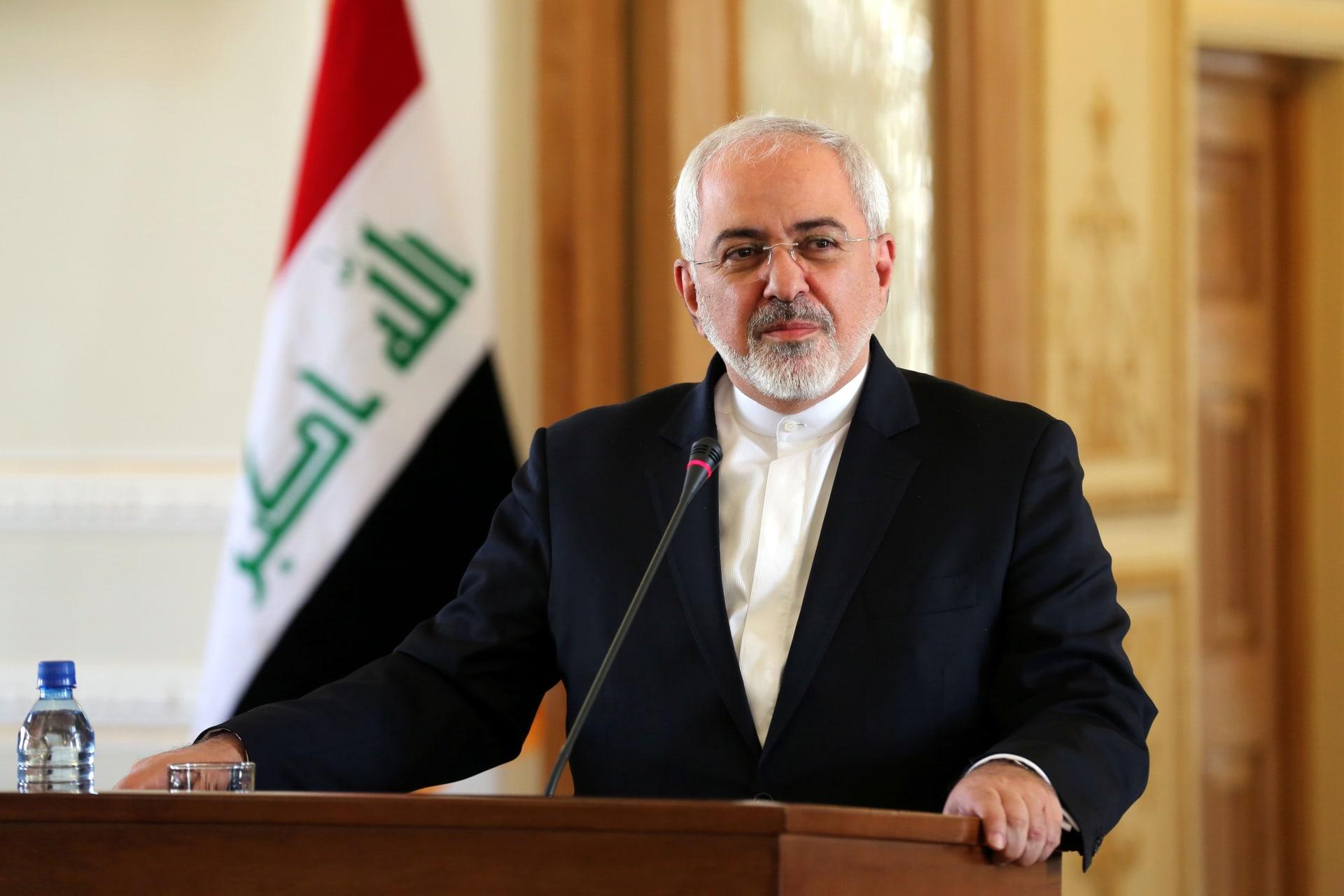 """ظريف من فيينا: واثقون بحلول """"يوم تنفيذ"""" الاتفاق النووي الإيراني"""