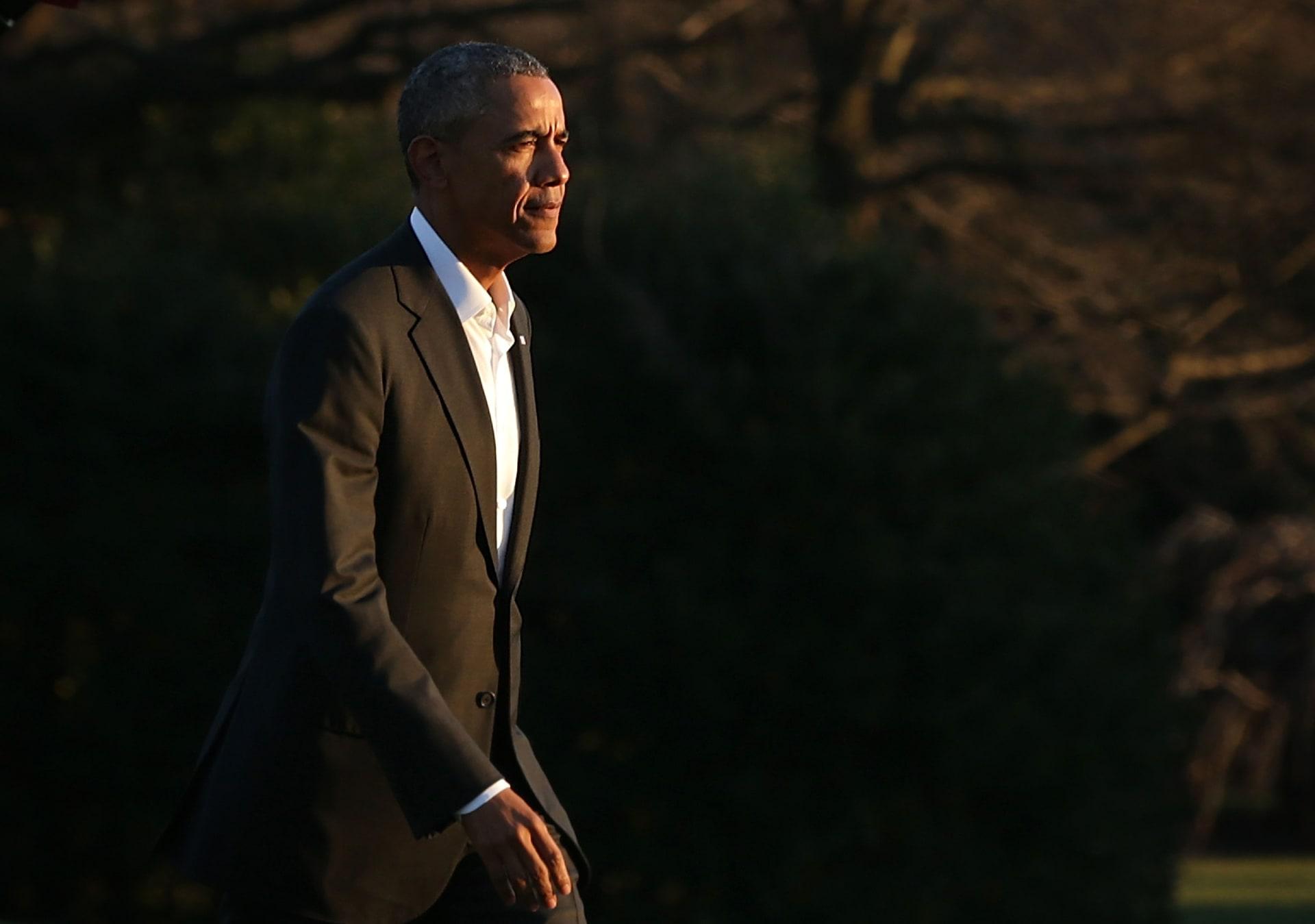 ماذا يحمل الرئيس الأمريكي باراك أوباما في جيبه؟