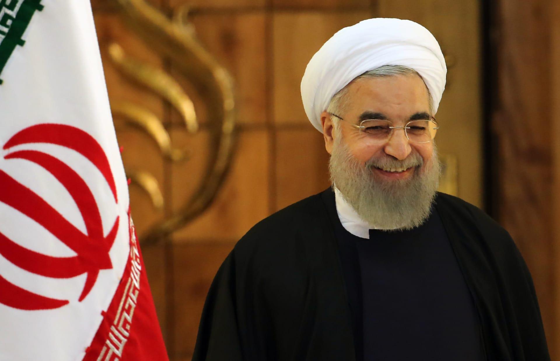 وسط اتهامات قوى الشرق الأوسط لإيران بالإرهاب.. روحاني: لولانا لكان هناك حكومة إرهابية في المنطقة