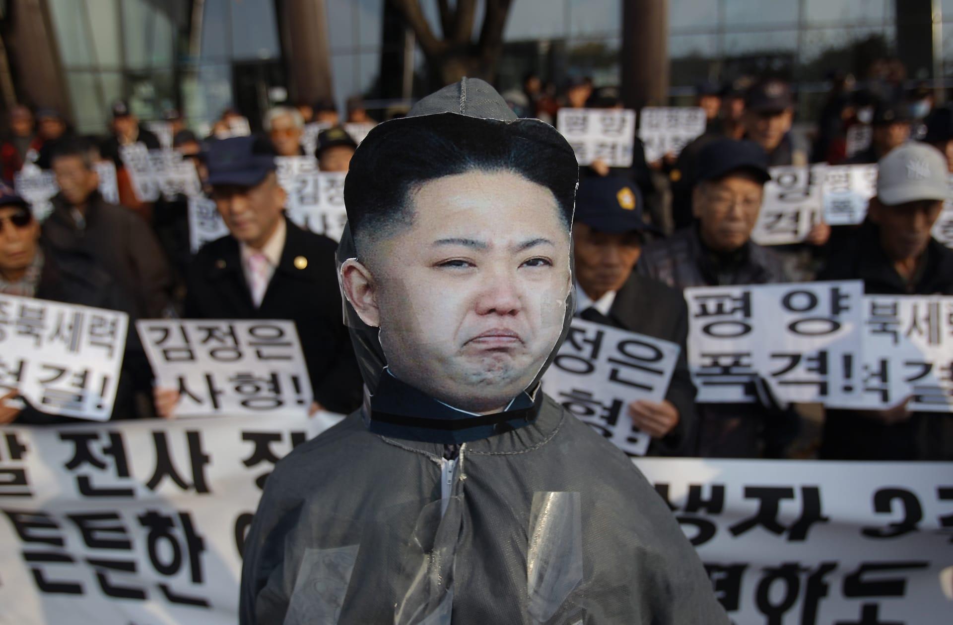 مجلس الأمن يندد بصاروخ كوريا الشمالية الباليستي وكيري قلق على أمن أمريكا