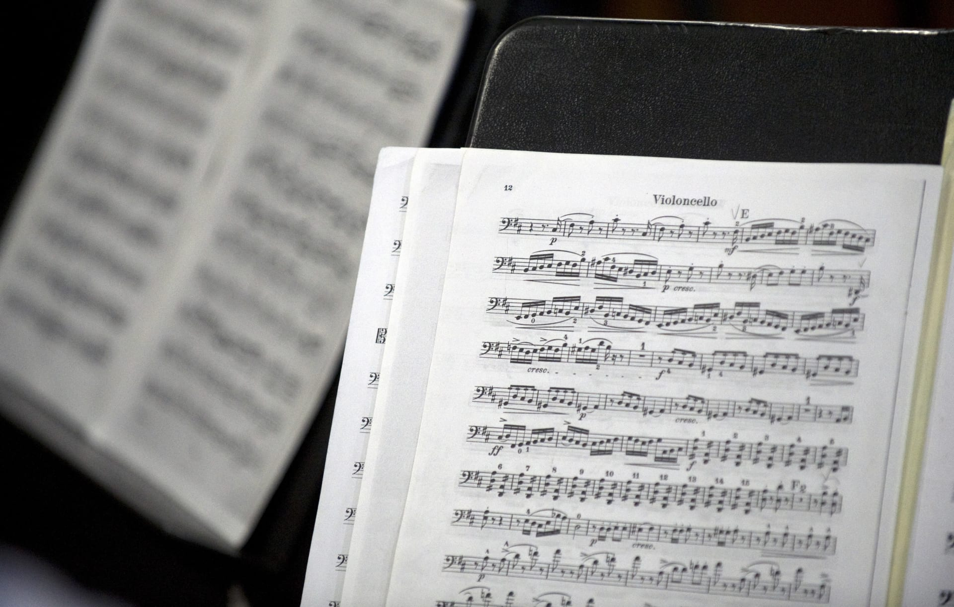 نص موسيقي في براغ يثير الشكوك حول عداوة بين موزارت وسالييري