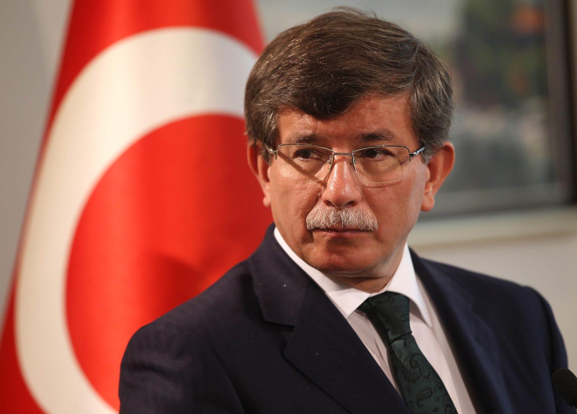 أوغلو: صالح نجار نفذ تفجير أنقرة.. وسنستمر بالانتقام من وحدات حماية الشعب الكردية الإرهابية بشمال سوريا