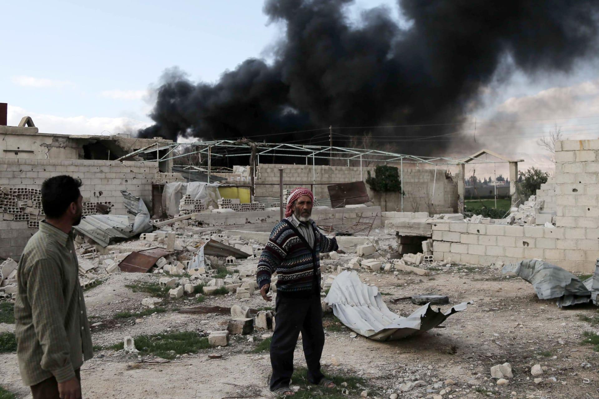 المرصد السوري: داعش يقتل 8 أشخاص بينهم أطفال ونساء في دير الزور