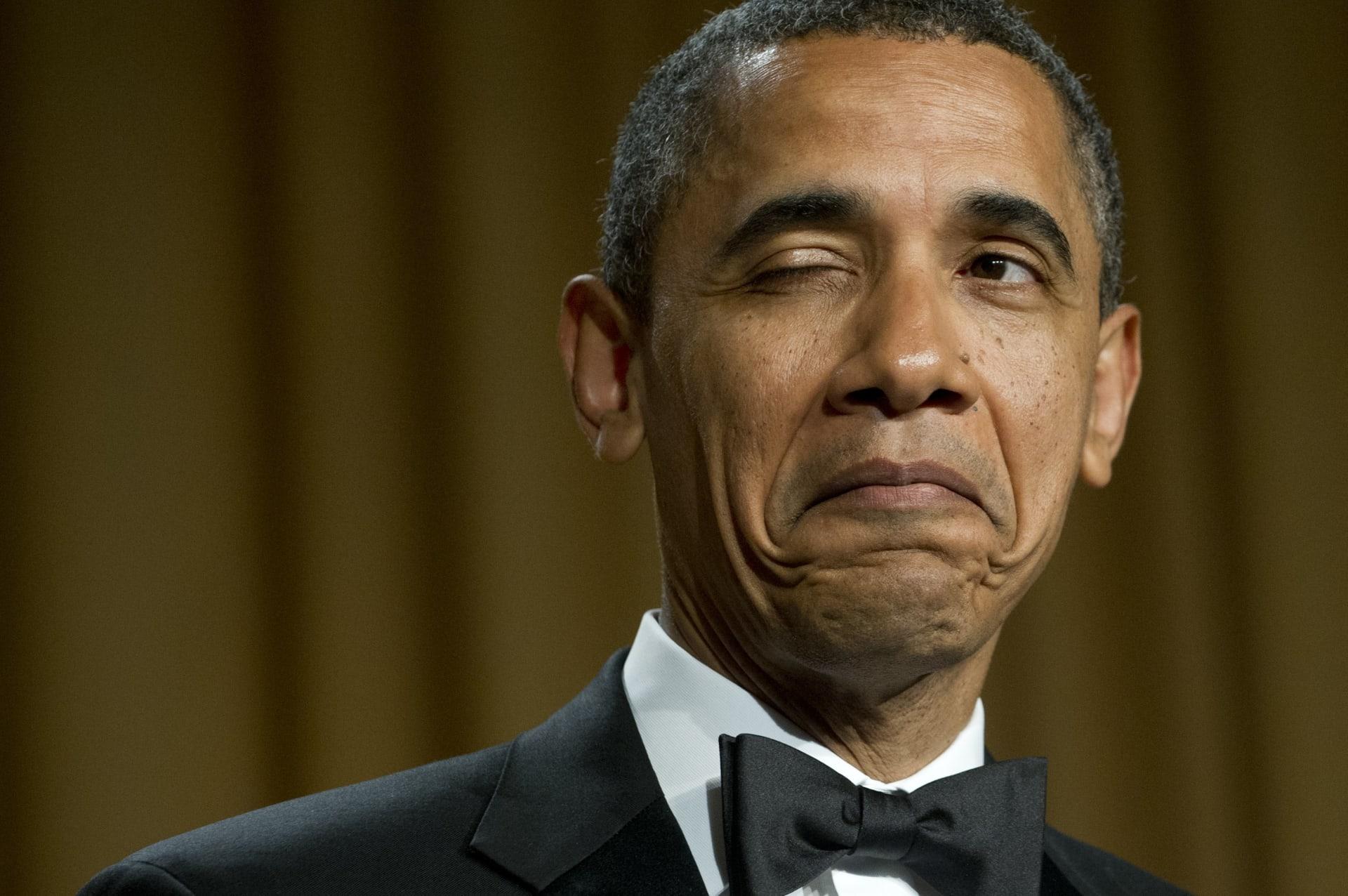 هل تريد الاطمئنان على صحة أوباما منذ دخوله البيت الأبيض؟ خسارة في الوزن وزيادة في الطول وهذه الأدوية هي التي يتناولها