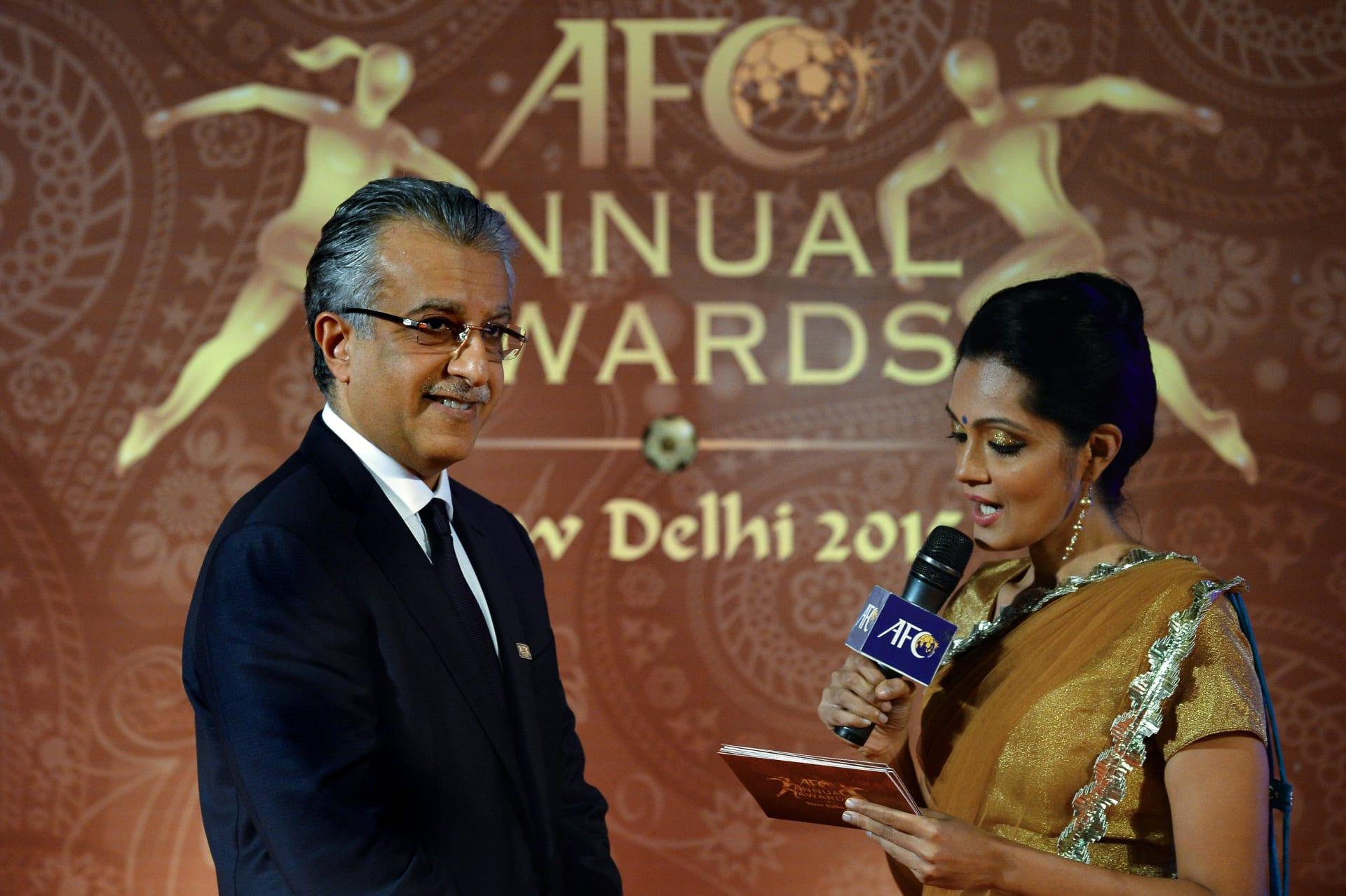 أبوظبي تستضيف حفل توزيع جوائز الاتحاد الآسيوي لعام ٢٠١٦