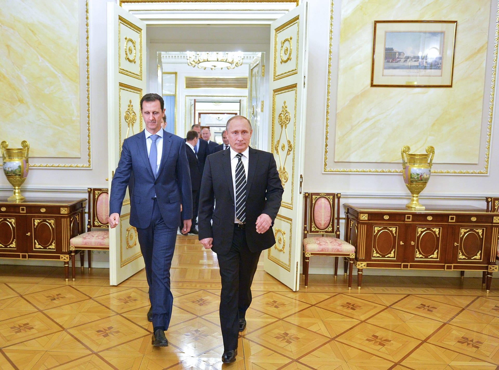 قرار سحب القوات الروسية من سوريا.. أمريكا تنتظر اكتشاف نوايا بوتين وألمانيا تراه ضغطا على الأسد