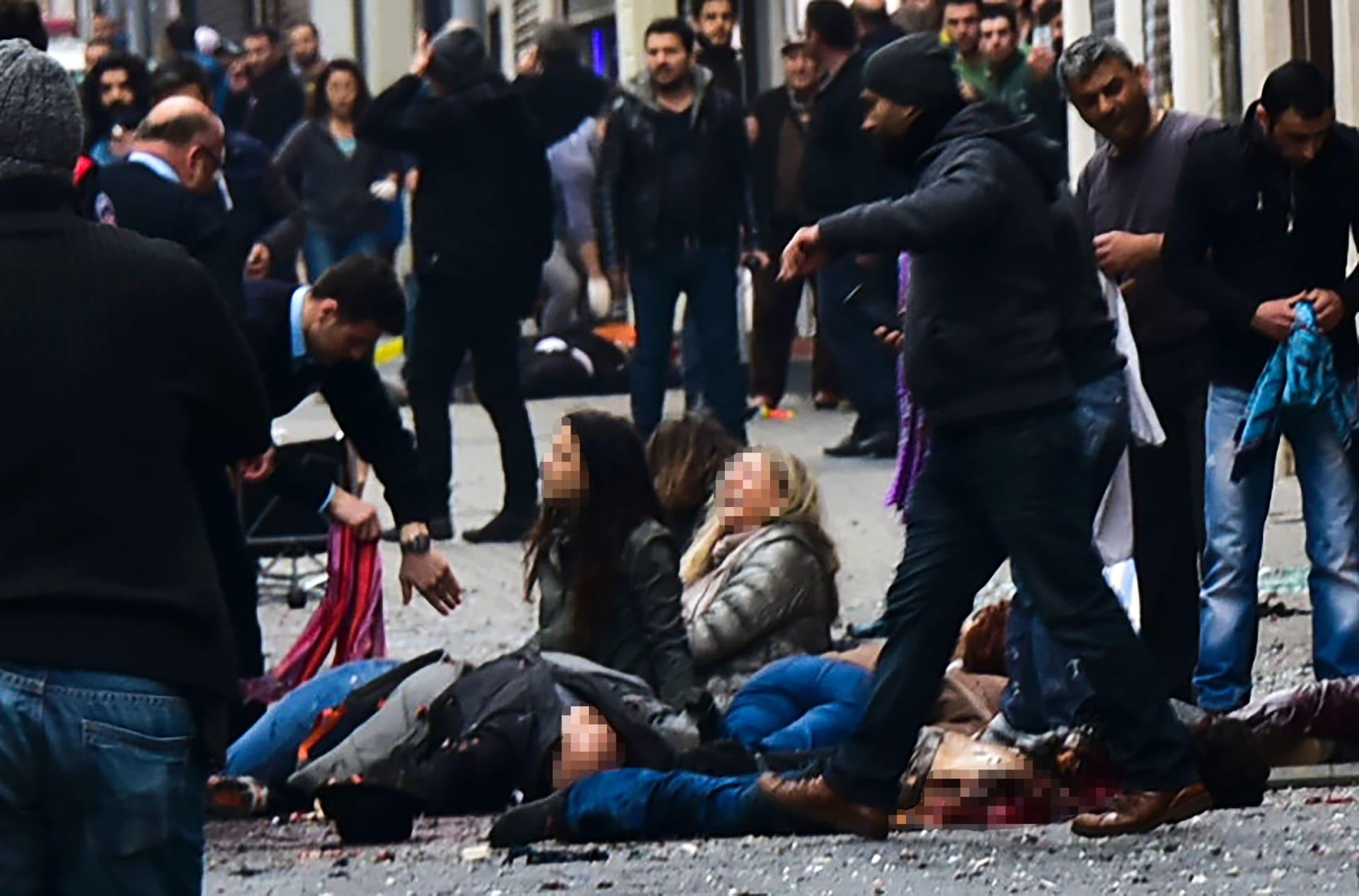 الداخلية التركية: منفذ تفجير إسطنبول هو التركي محمد أوز تورك وله صلات بداعش